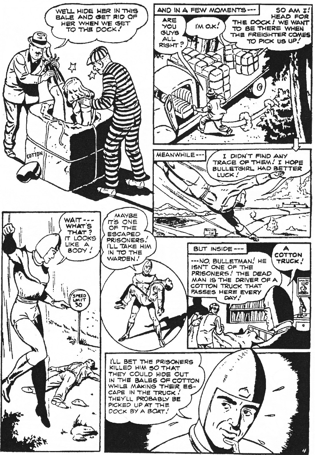 Read online Men of Mystery Comics comic -  Issue #57 - 6