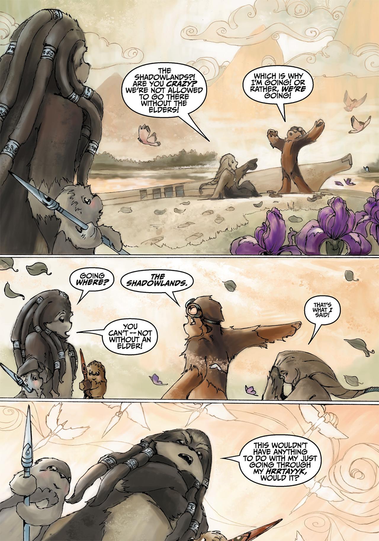 Read online Star Wars Omnibus comic -  Issue # Vol. 33 - 409