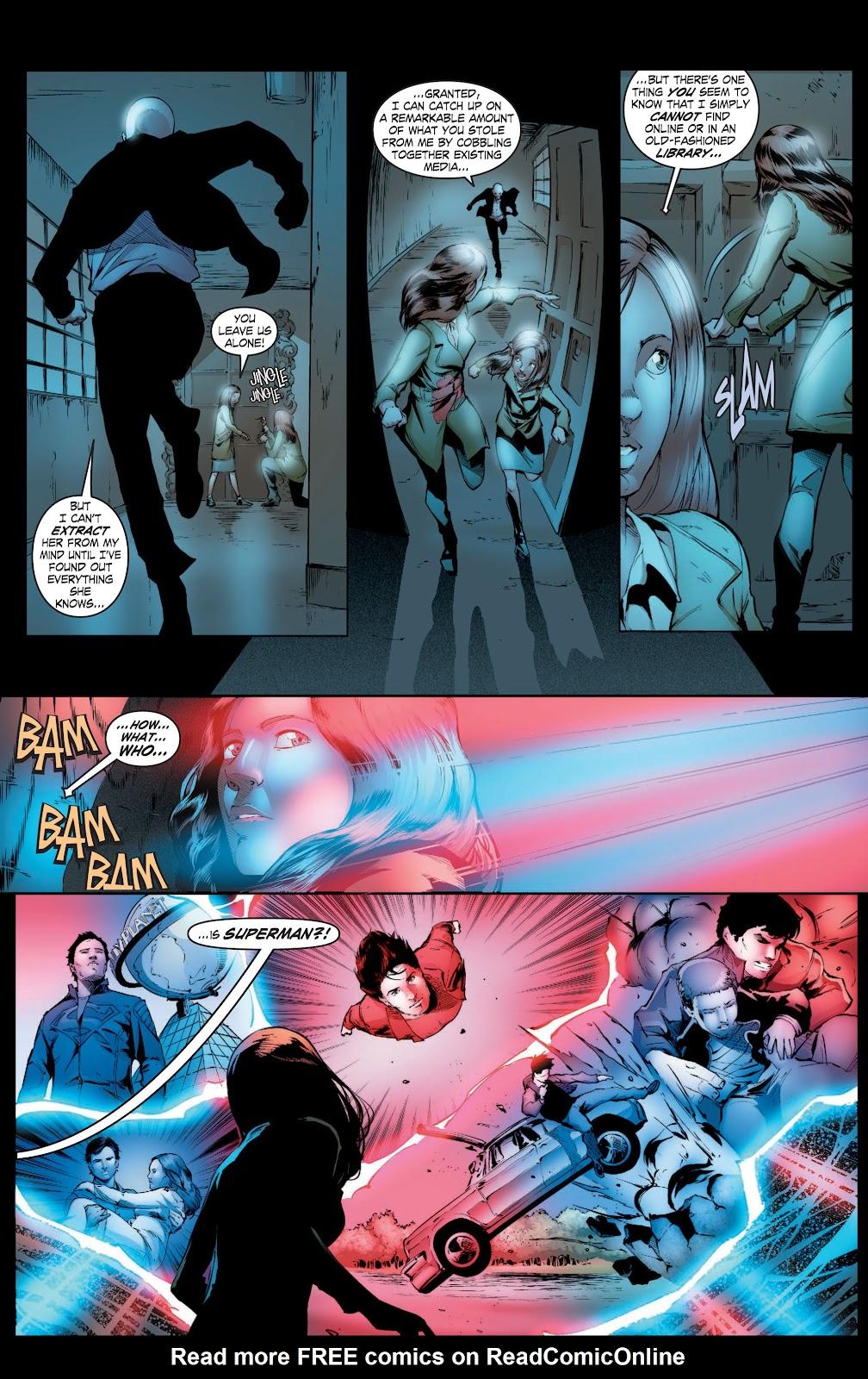 Read online Smallville Season 11 [II] comic -  Issue # TPB 3 - 9