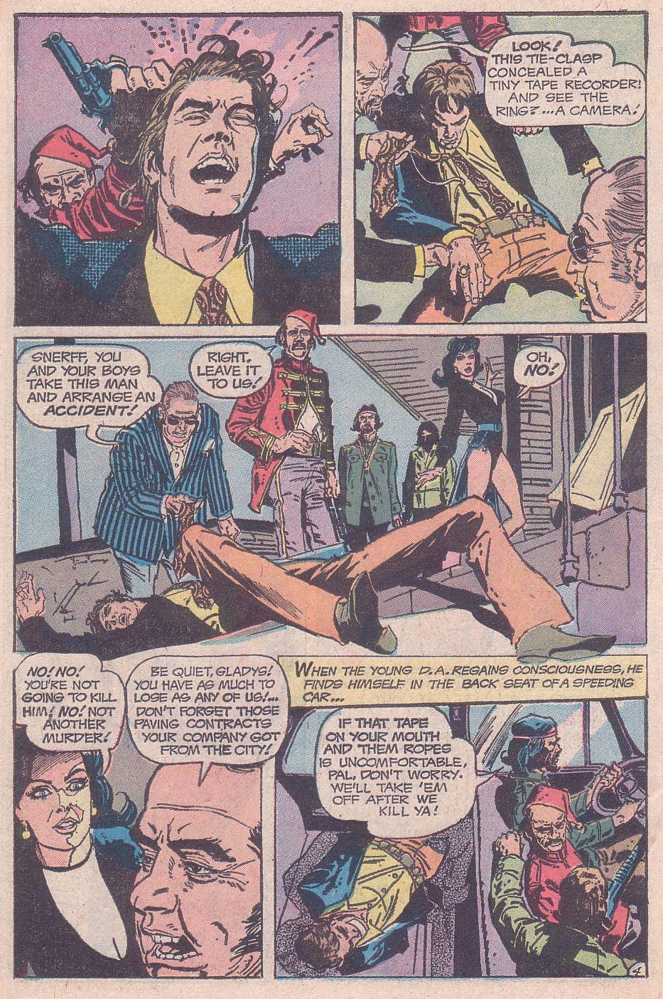 Read online Adventure Comics (1938) comic -  Issue #428 - 6