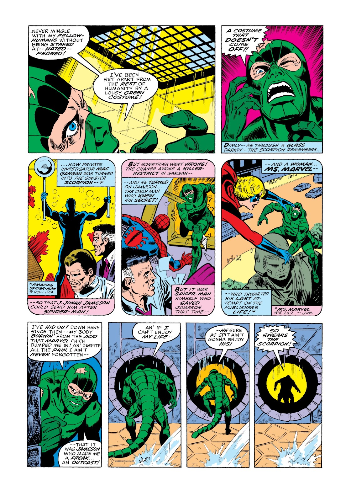 Read online Marvel Masterworks: The Spectacular Spider-Man comic -  Issue # TPB 2 (Part 2) - 2