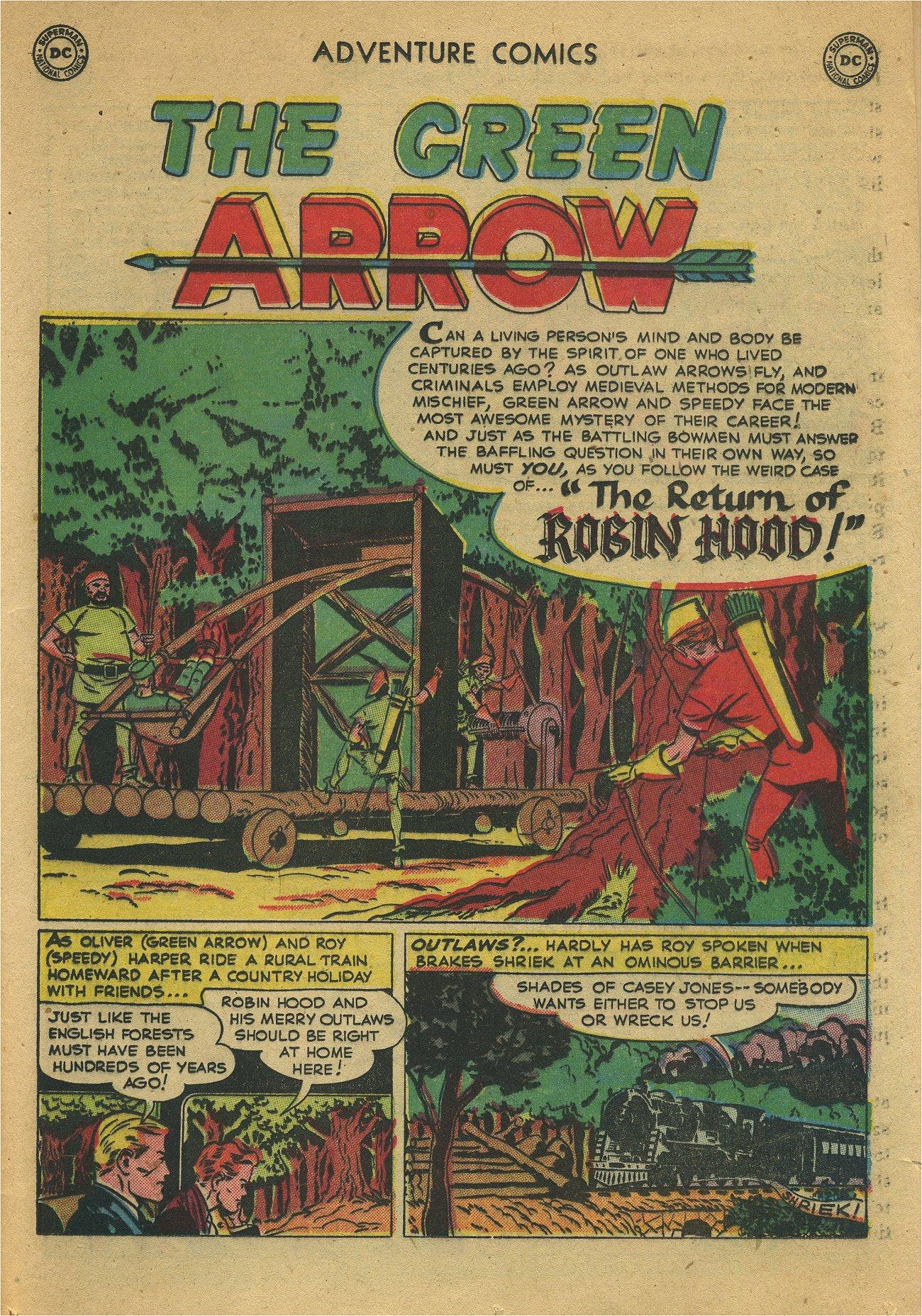Read online Adventure Comics (1938) comic -  Issue #171 - 31