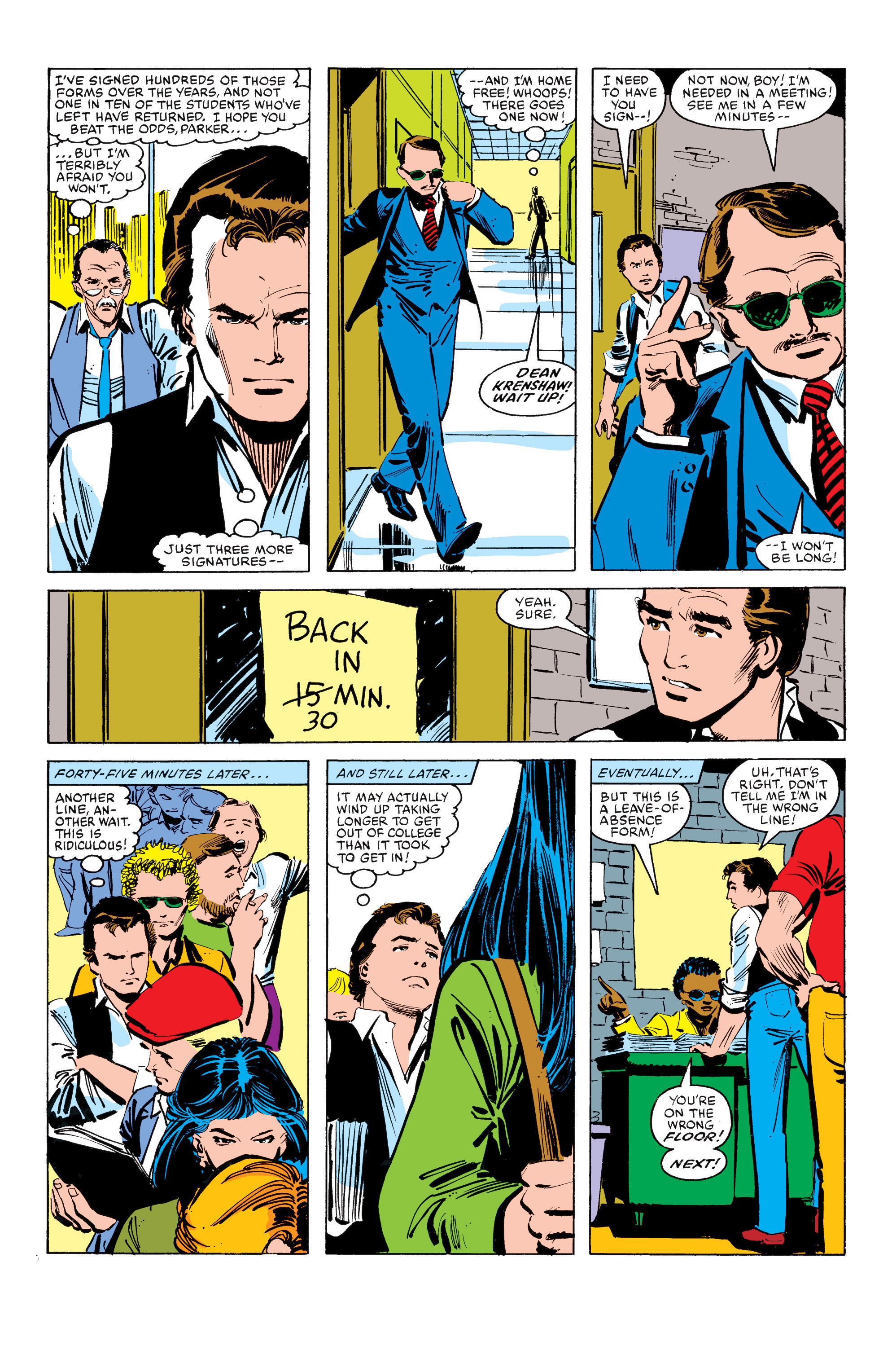 The Amazing Spider-Man (1963) 244 Page 5