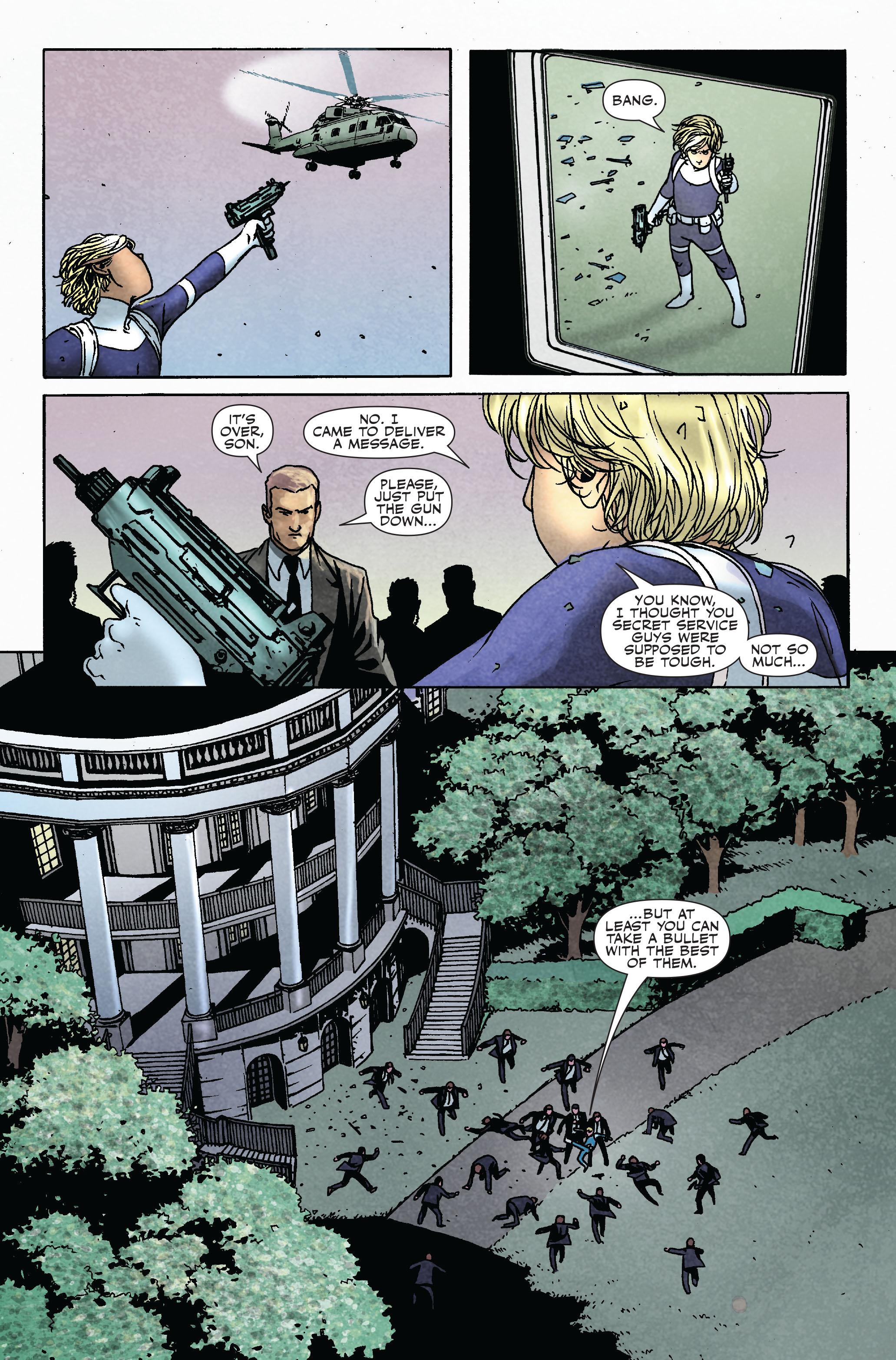 Read online Siege: Secret Warriors comic -  Issue # Full - 23