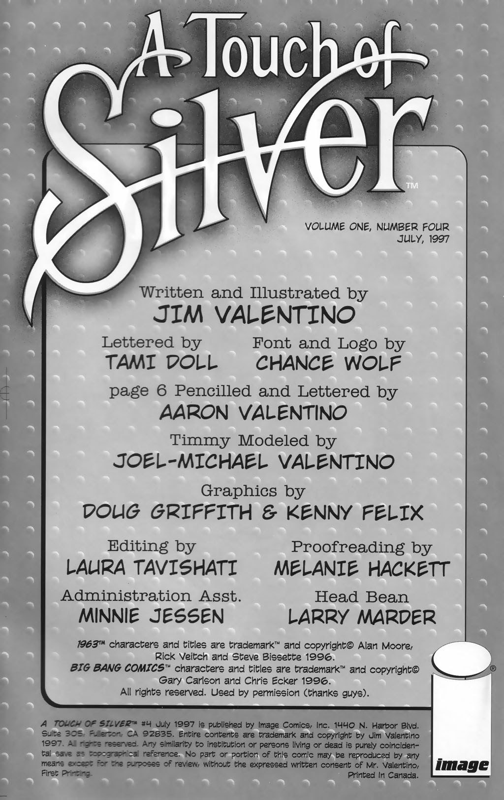 Read online A Touch of Silver comic -  Issue #4 - 23