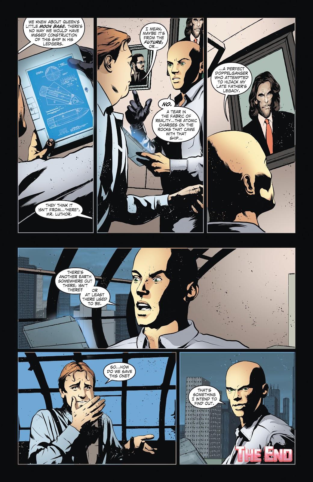Read online Smallville Season 11 [II] comic -  Issue # TPB 6 - 46