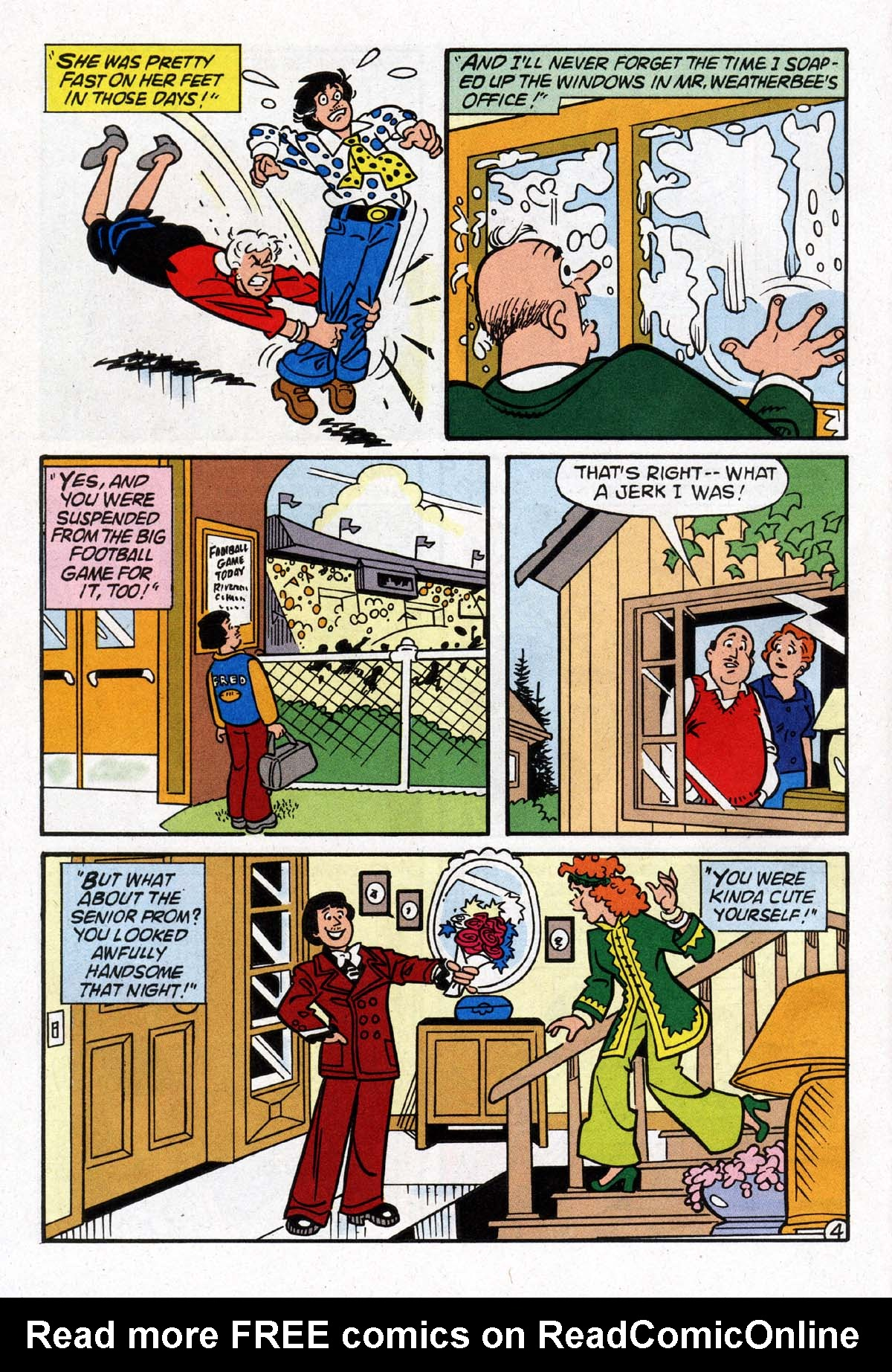 Read online Archie (1960) comic -  Issue #527 - 27