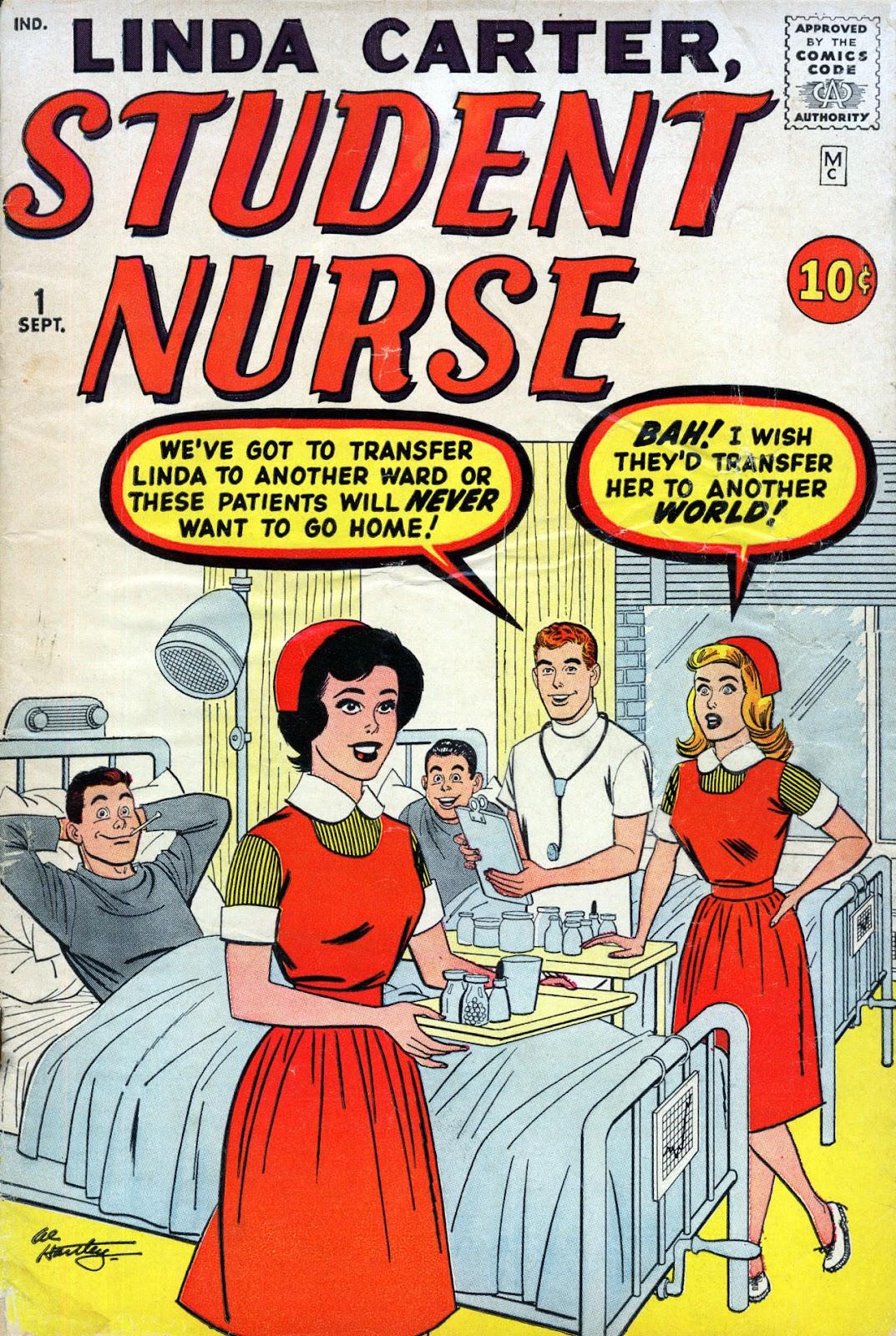 Linda Carter, Student Nurse 1 Page 1