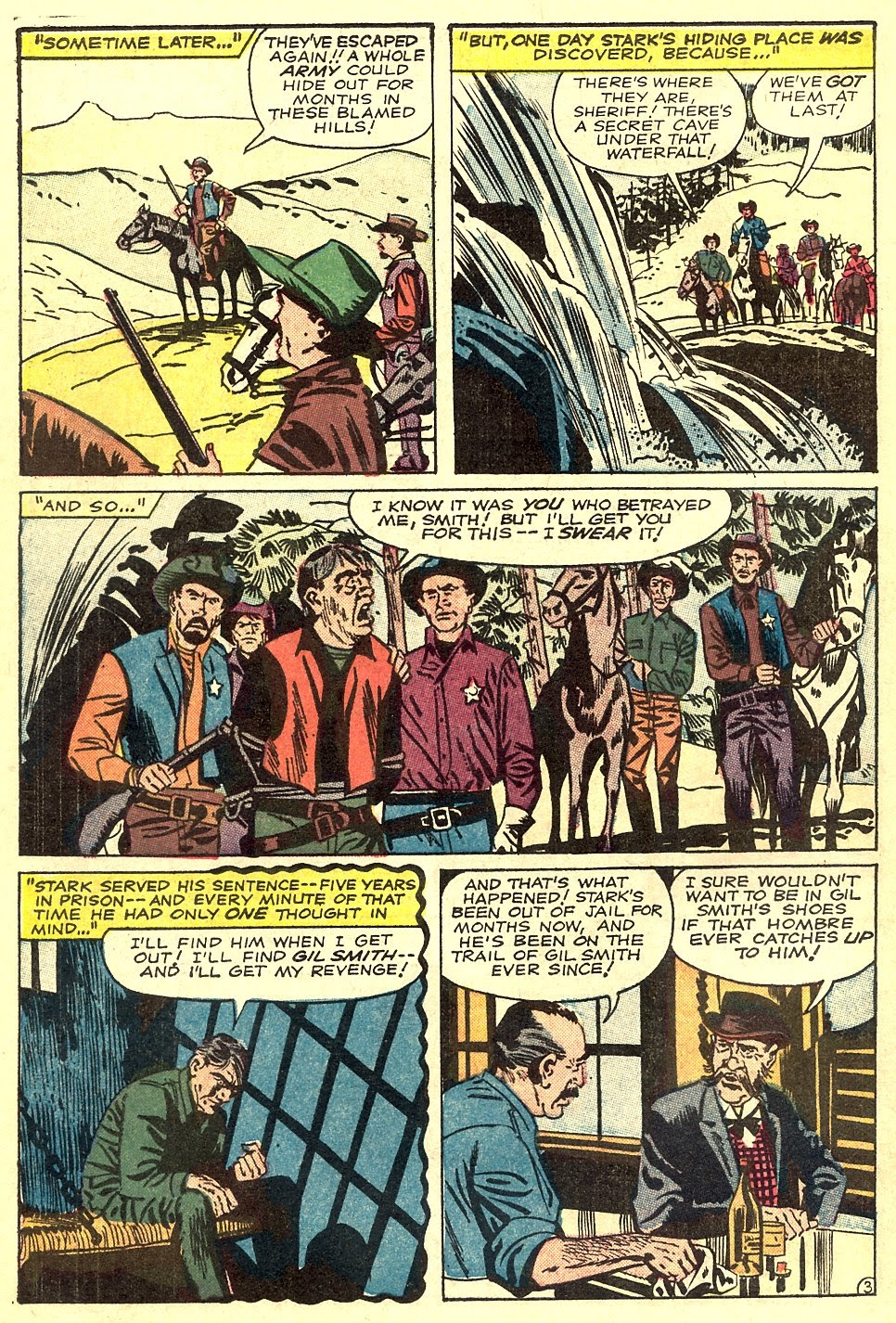 Kid Colt Outlaw issue 116 - Page 30