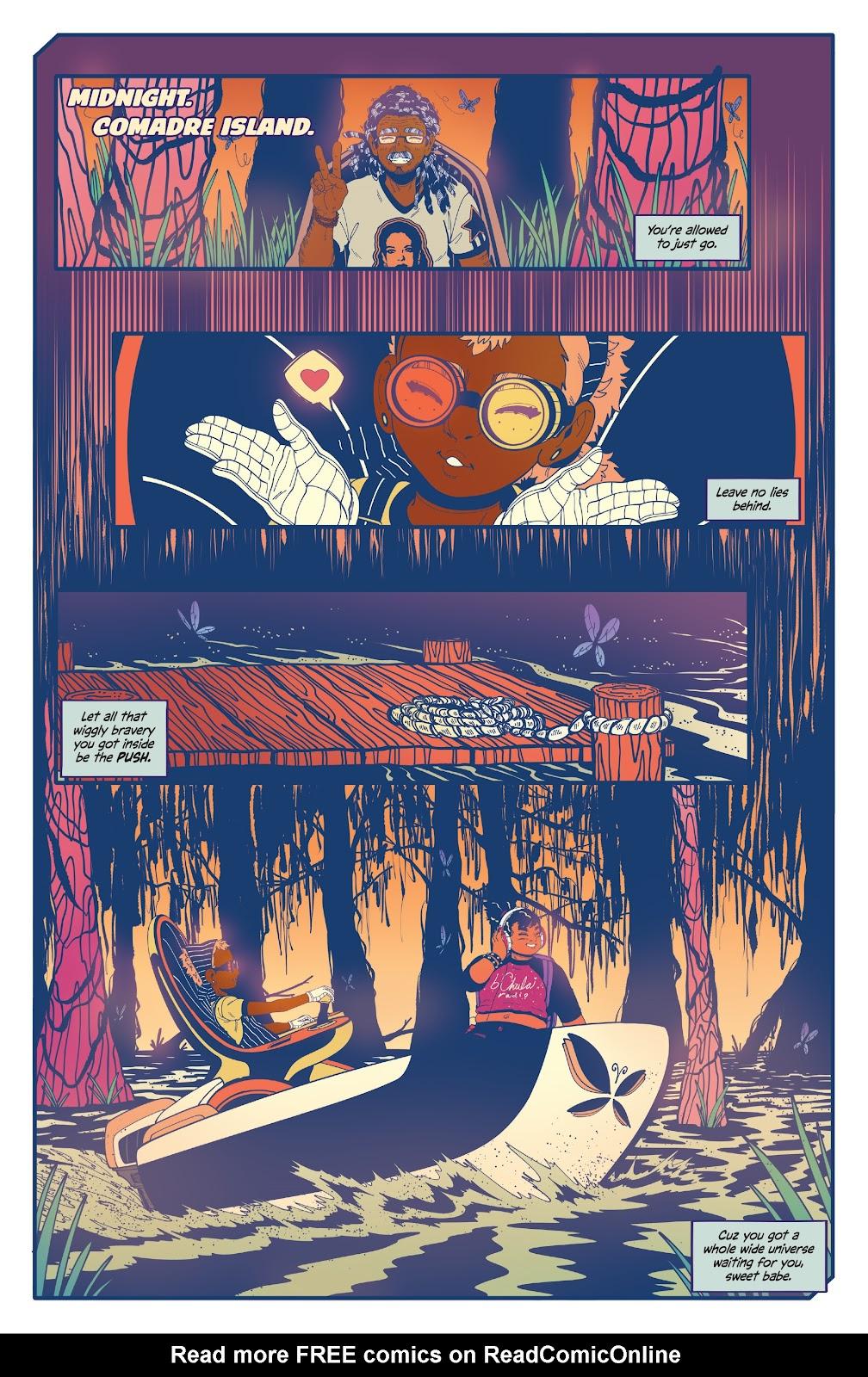 Read online b.b. free comic -  Issue #3 - 3