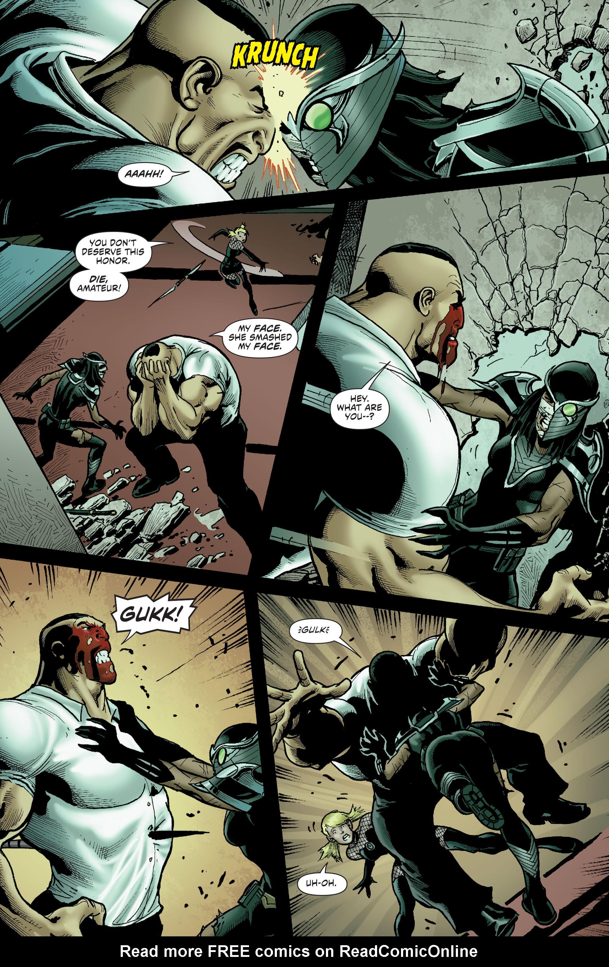 Read online Secret Six (2015) comic -  Issue #13 - 19