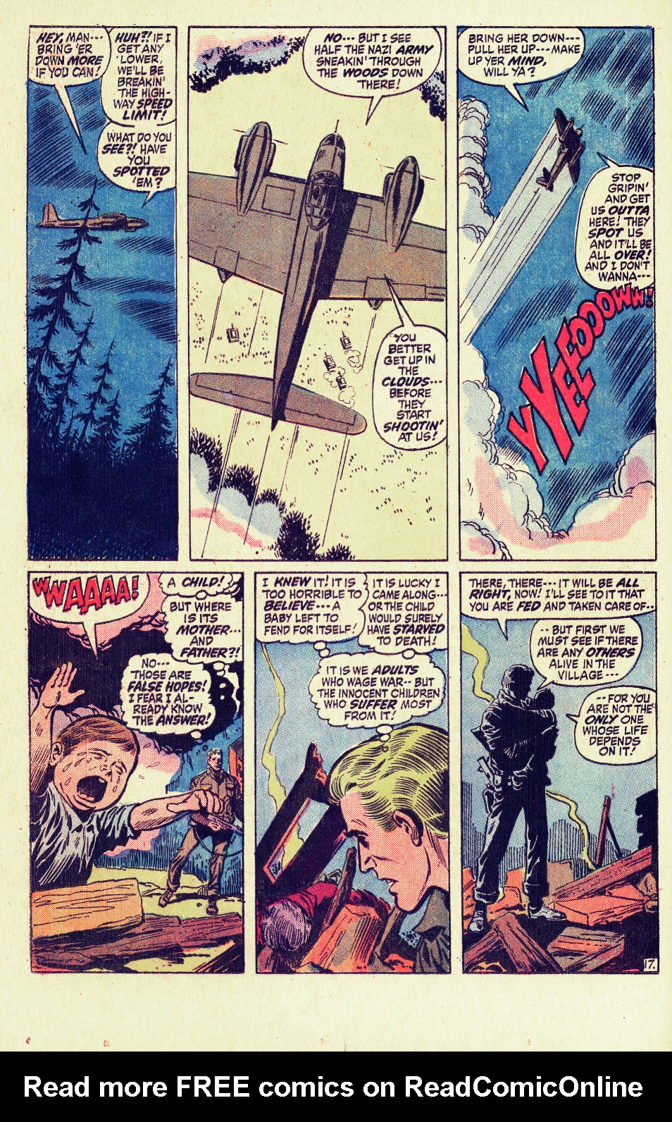 Read online Sgt. Fury comic -  Issue #96 - 24