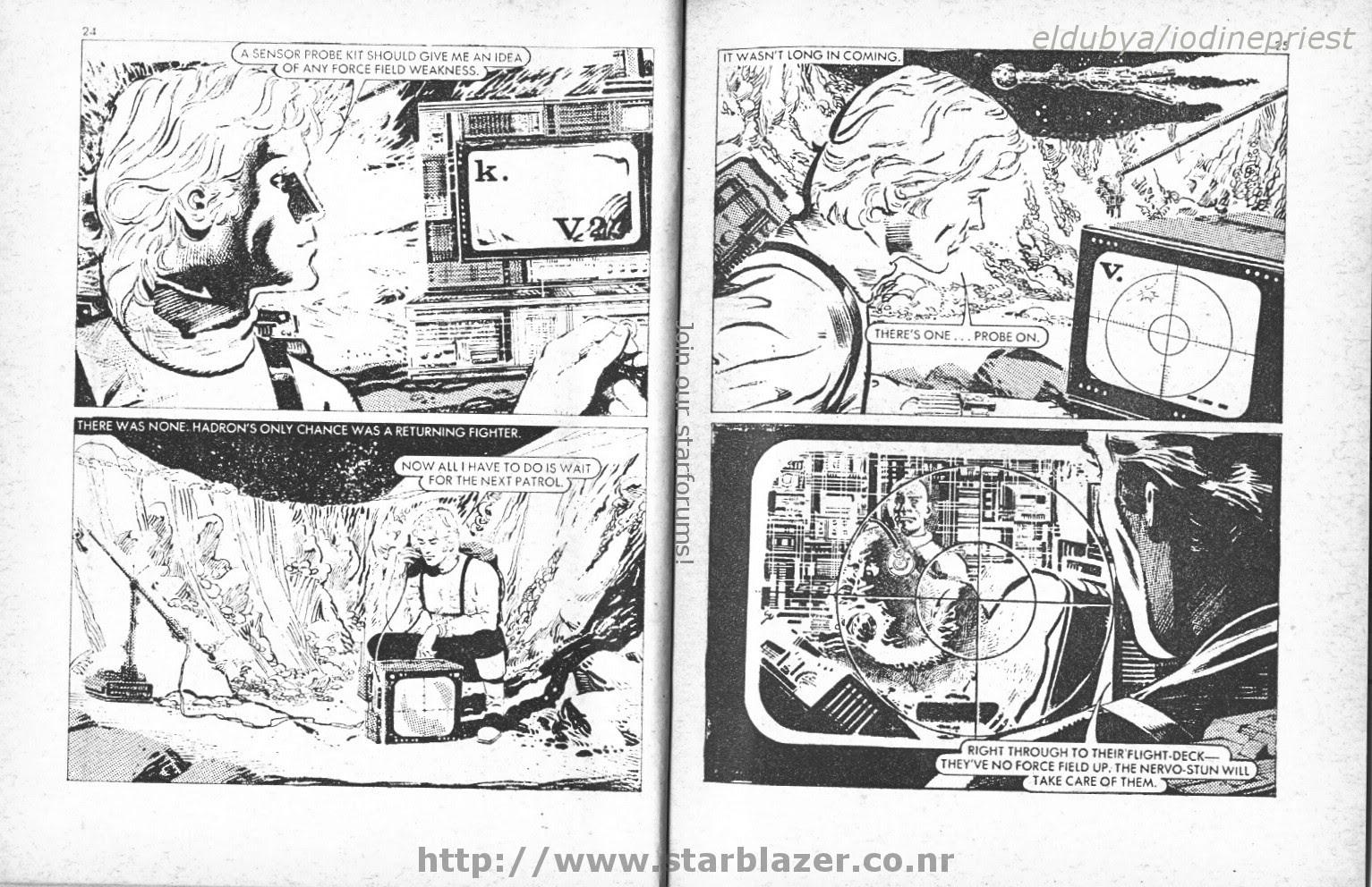 Starblazer issue 50 - Page 14