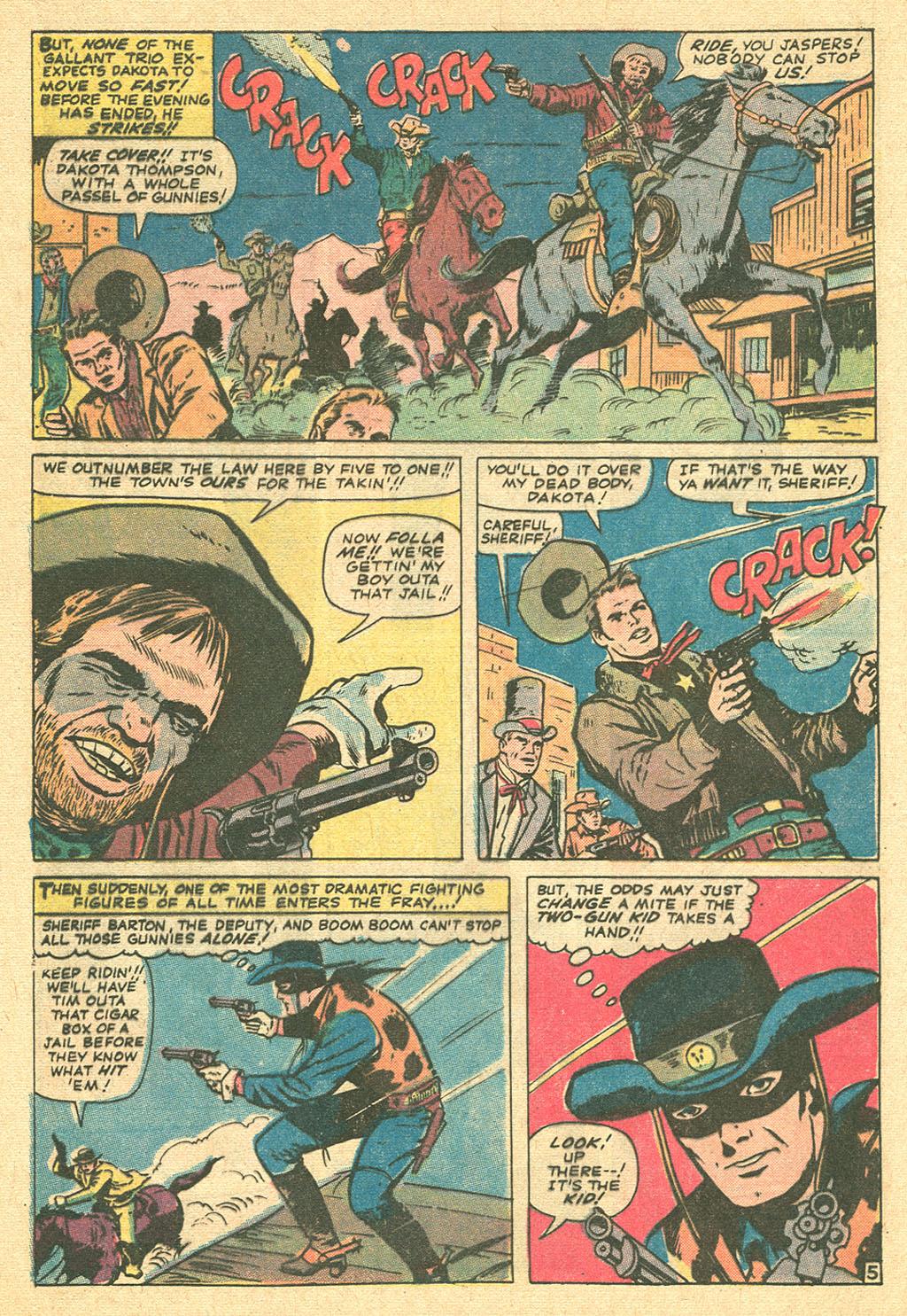 Read online Two-Gun Kid comic -  Issue #107 - 8