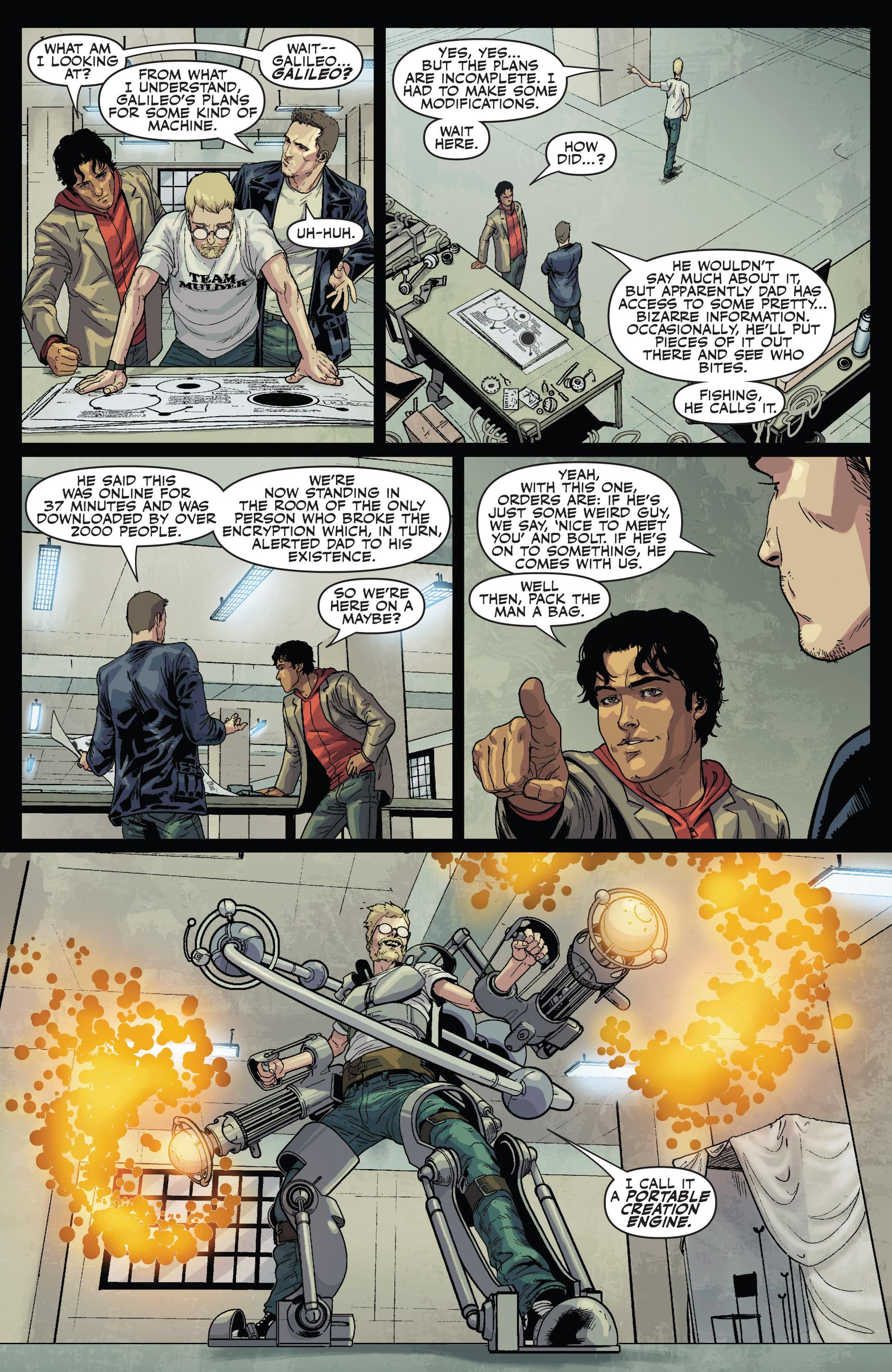 Read online Secret Warriors comic -  Issue #24 - 13