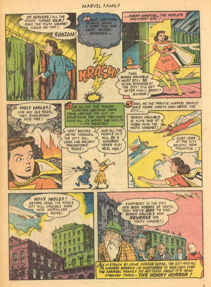 The Marvel Family issue 69 - Page 24