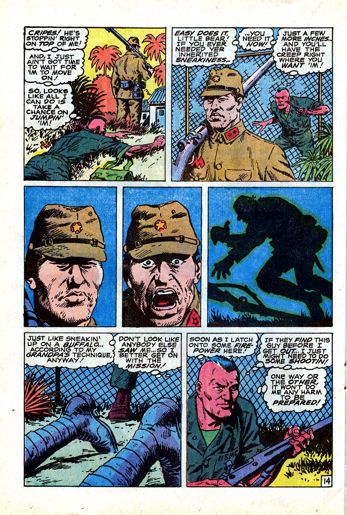 Captain Savage and his Leatherneck Raiders issue 17 - Page 24