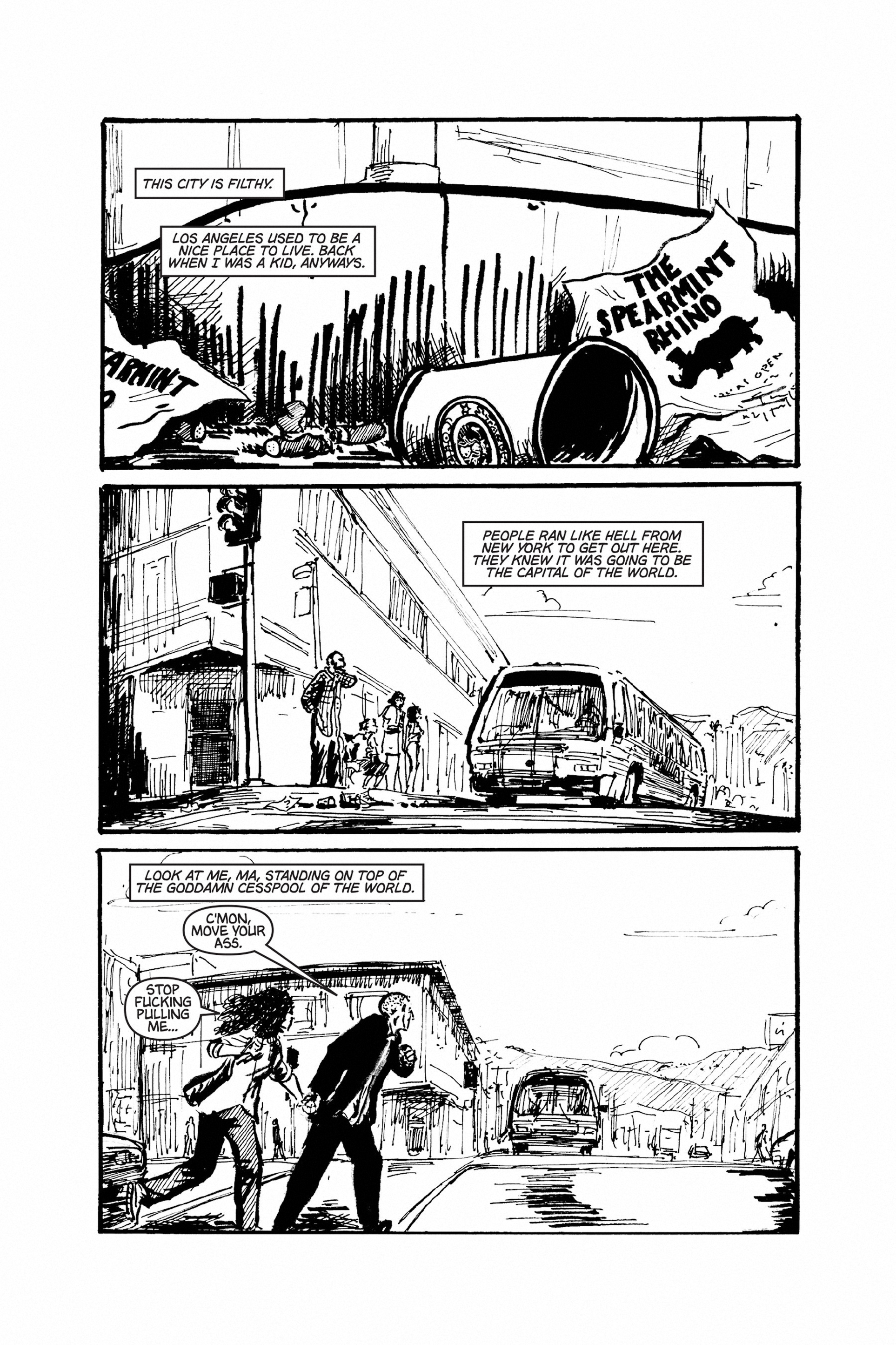 Read online Tumor comic -  Issue # TPB - 88