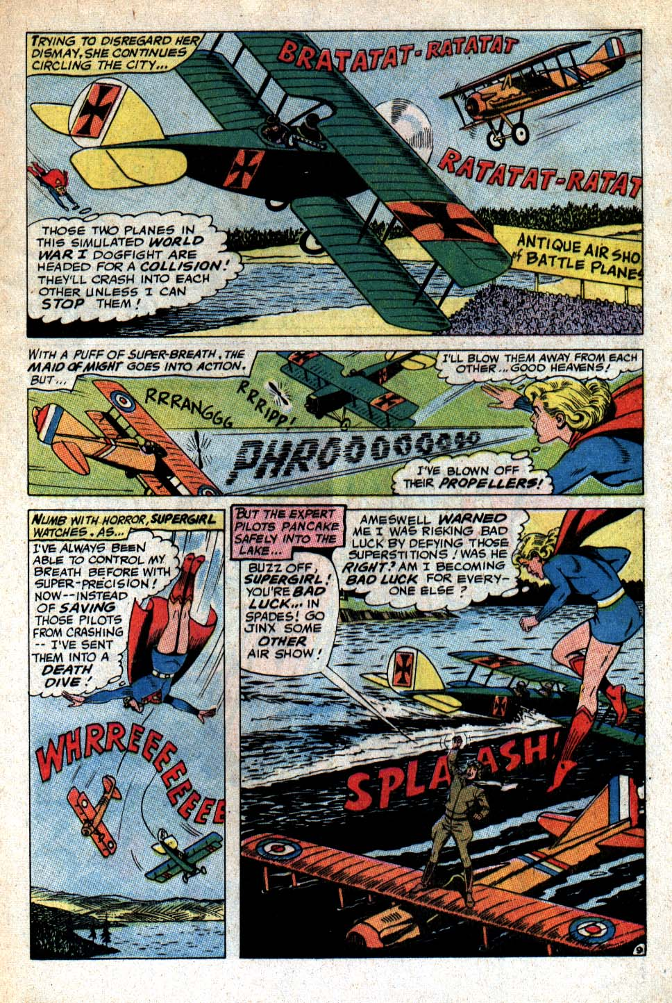 Read online Adventure Comics (1938) comic -  Issue #396 - 13