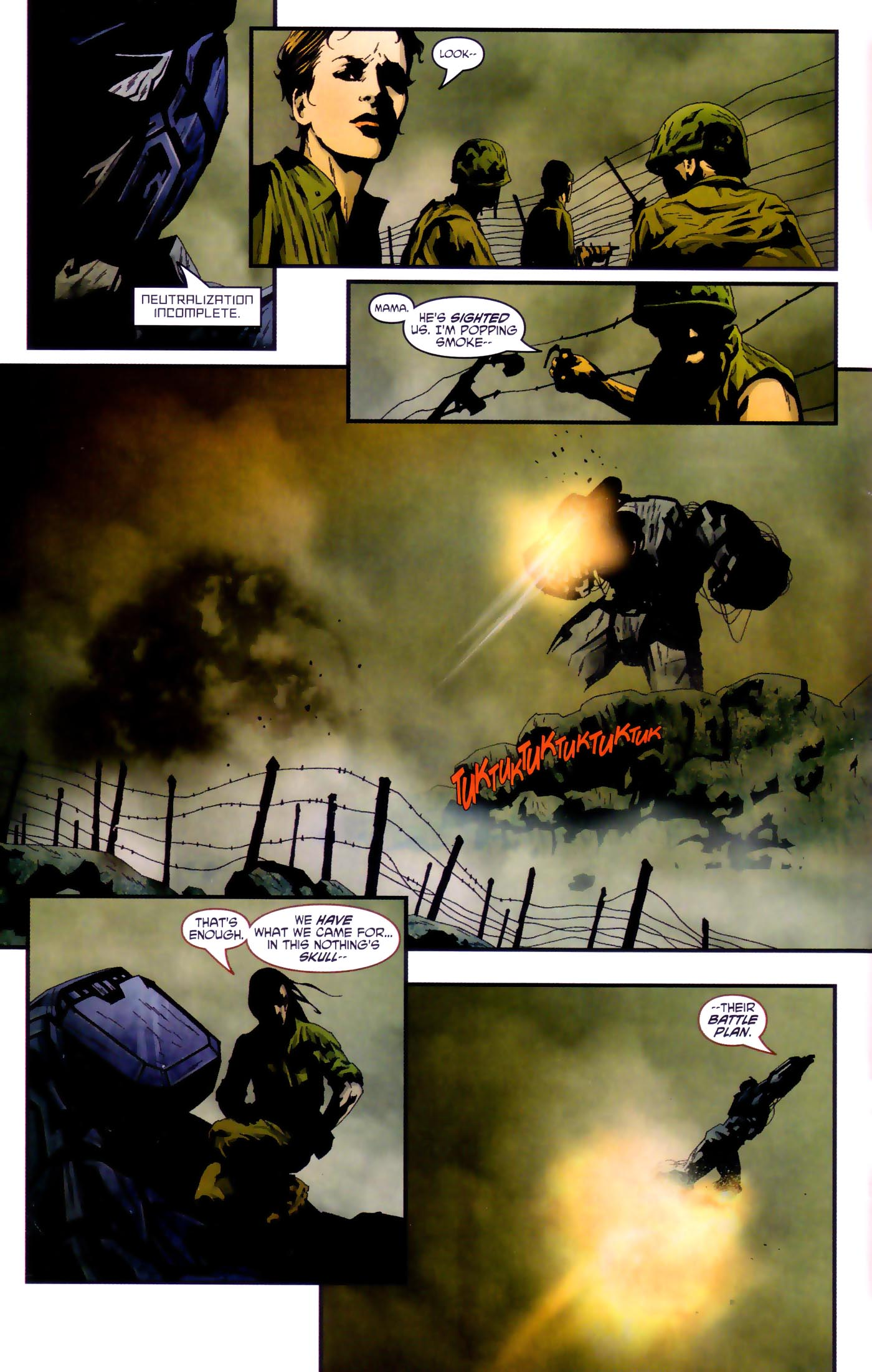 Read online Transformers/G.I. Joe comic -  Issue #4 - 6