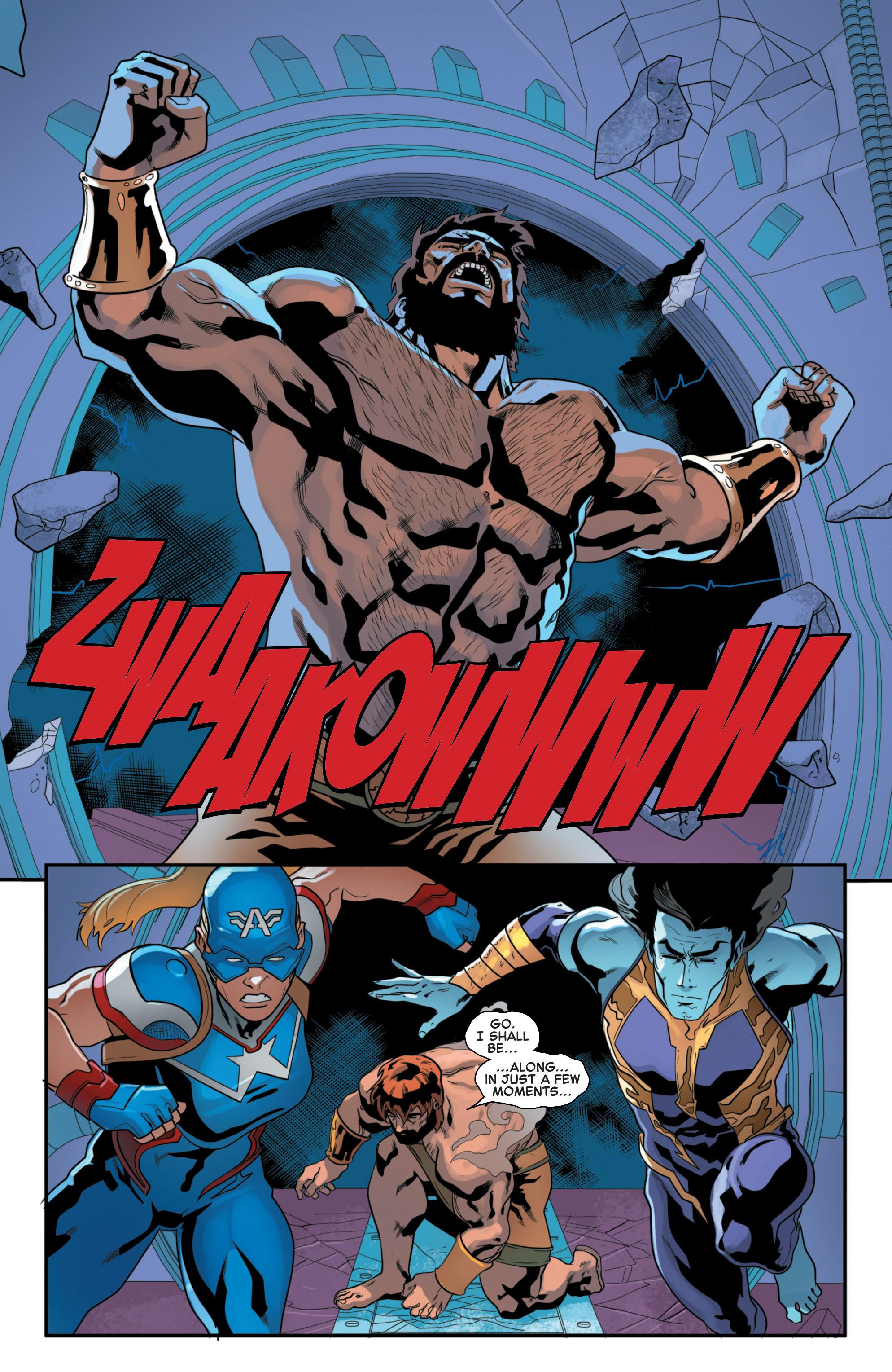 Read online Secret Wars 2099 comic -  Issue #4 - 14