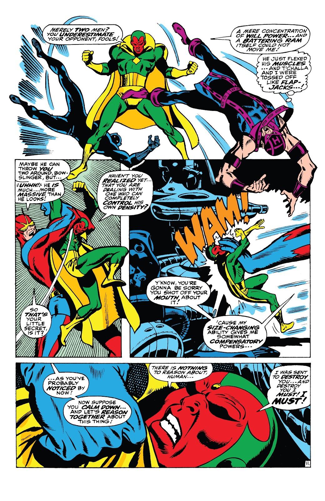 Read online Marvel Tales: Avengers comic -  Issue # Full - 37