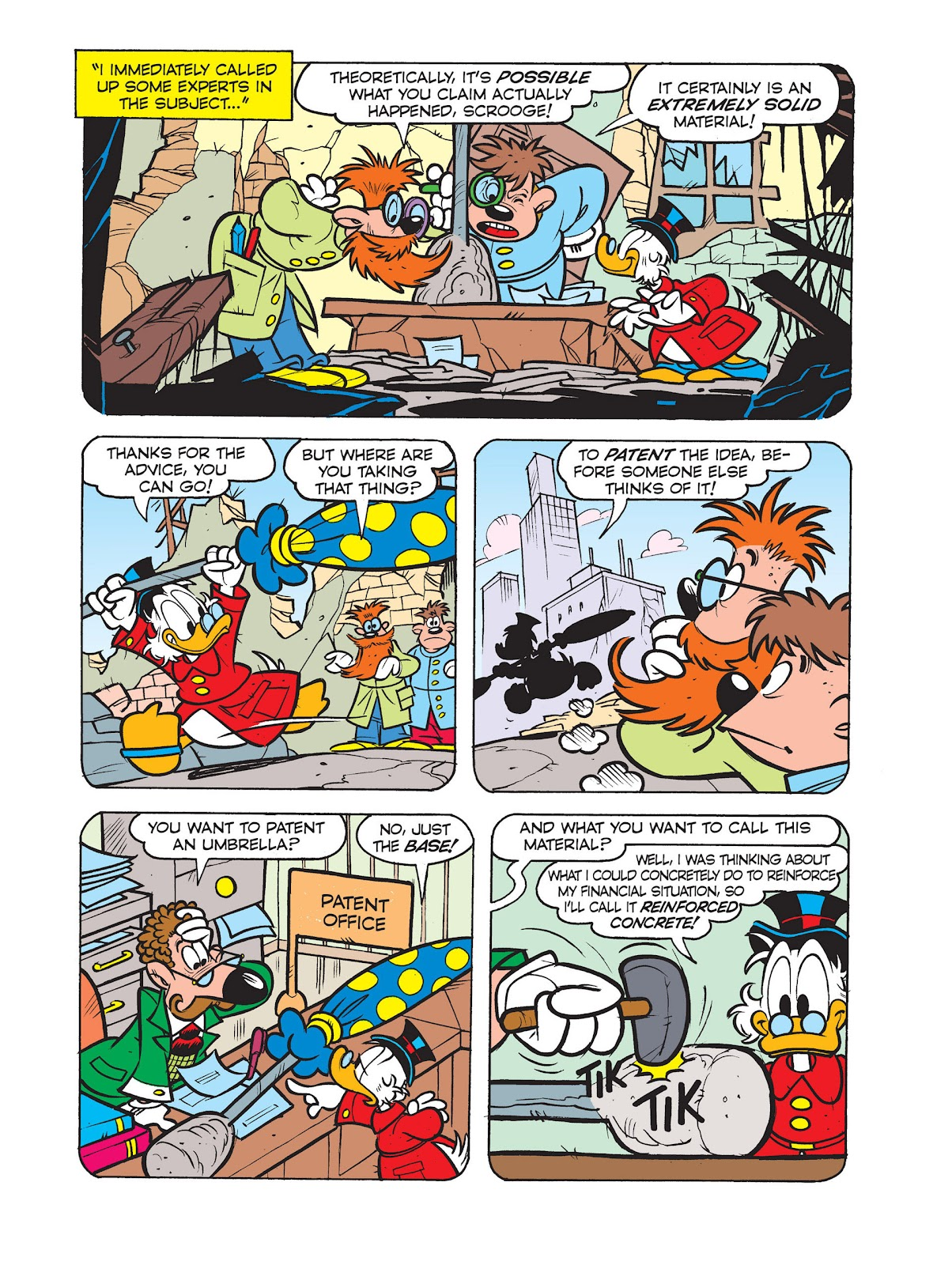 All of Scrooge McDuck's Millions Issue #4 #4 - English 22