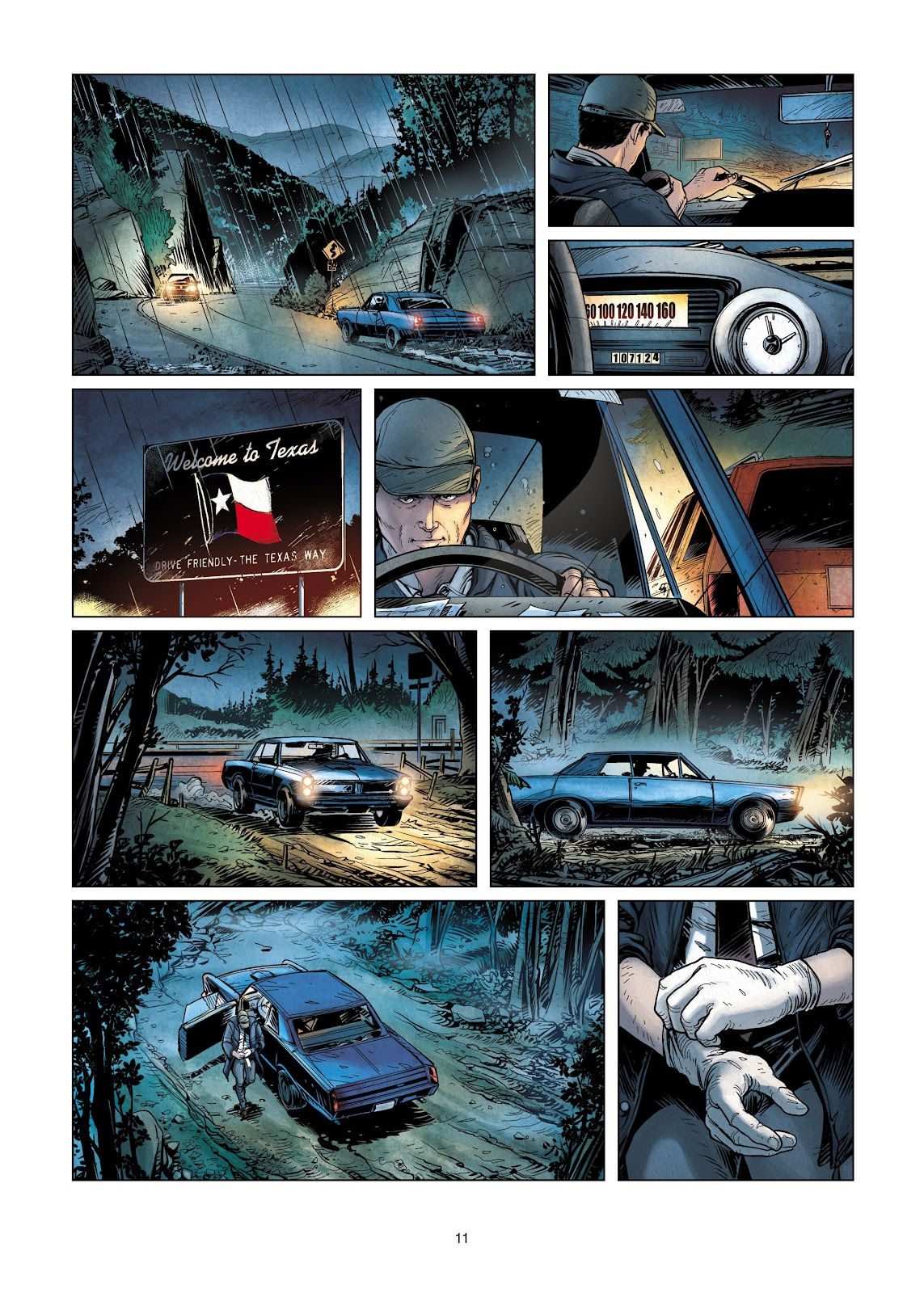 Read online Vigilantes comic -  Issue #2 - 11