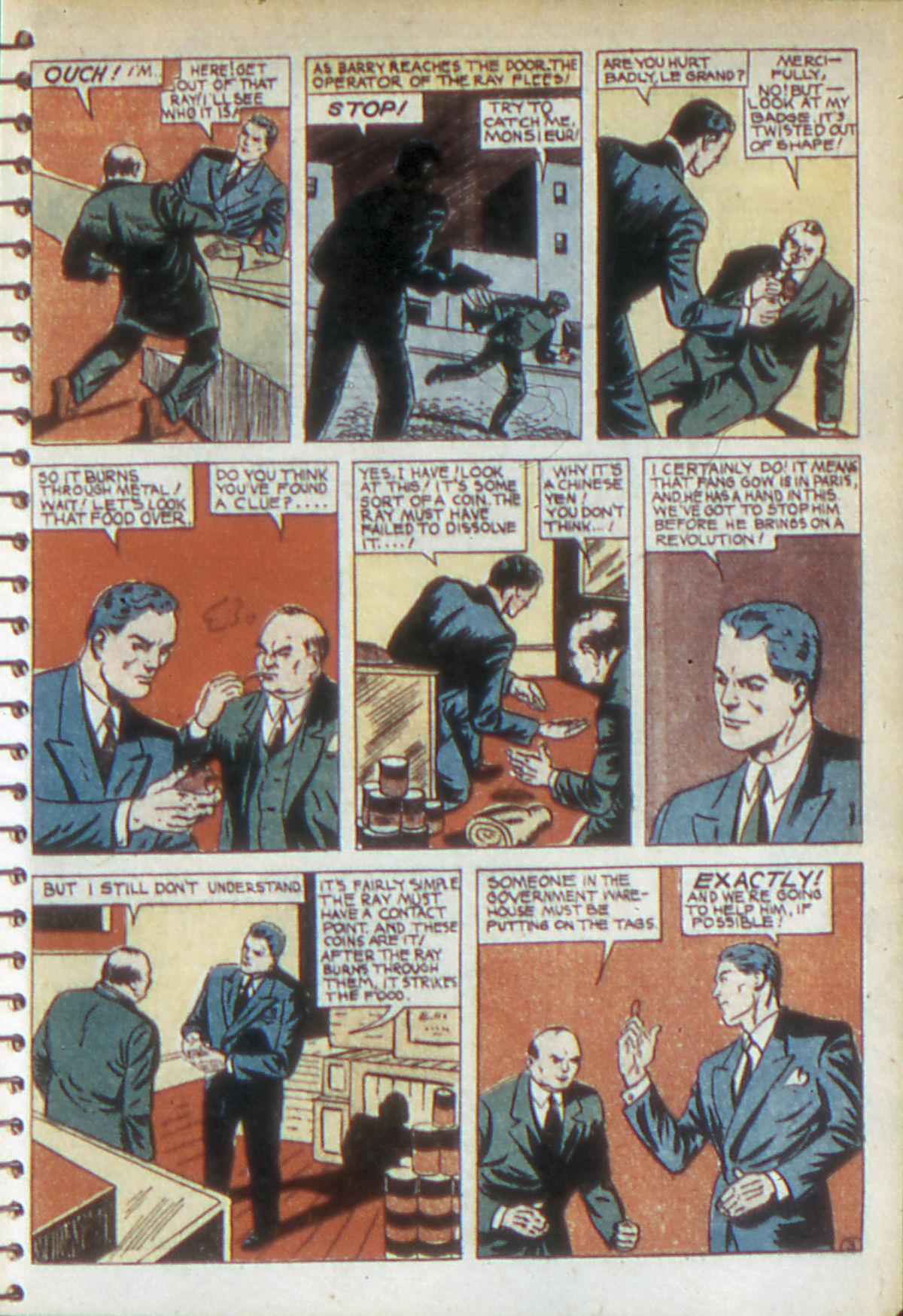 Read online Adventure Comics (1938) comic -  Issue #52 - 22
