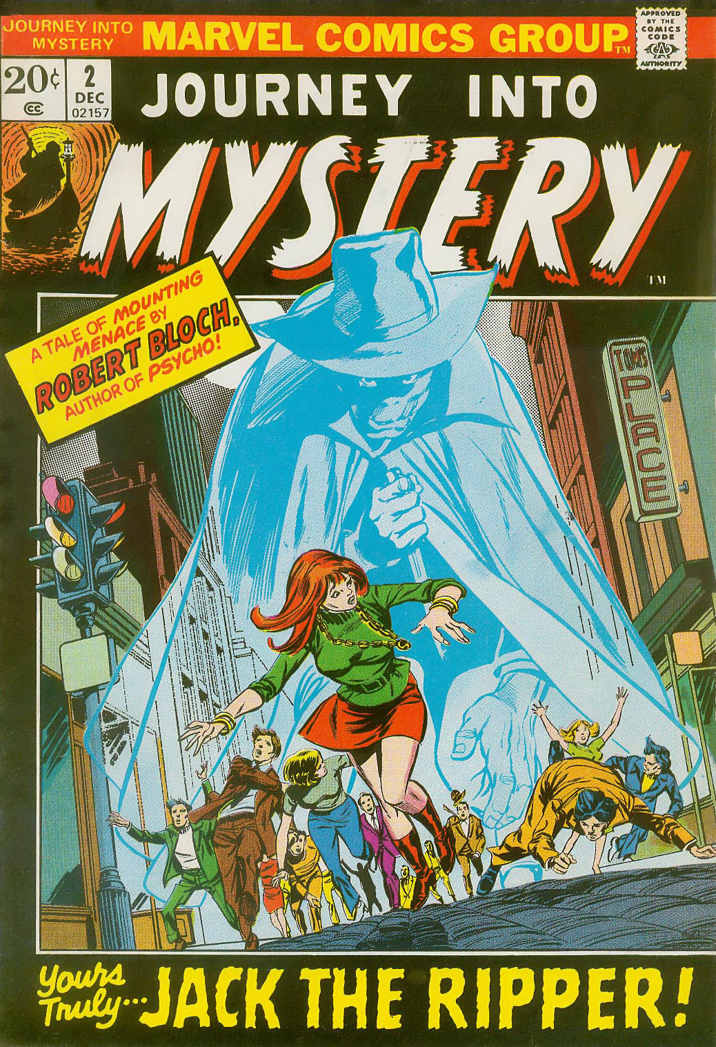 Journey Into Mystery (1972) issue 2 - Page 1