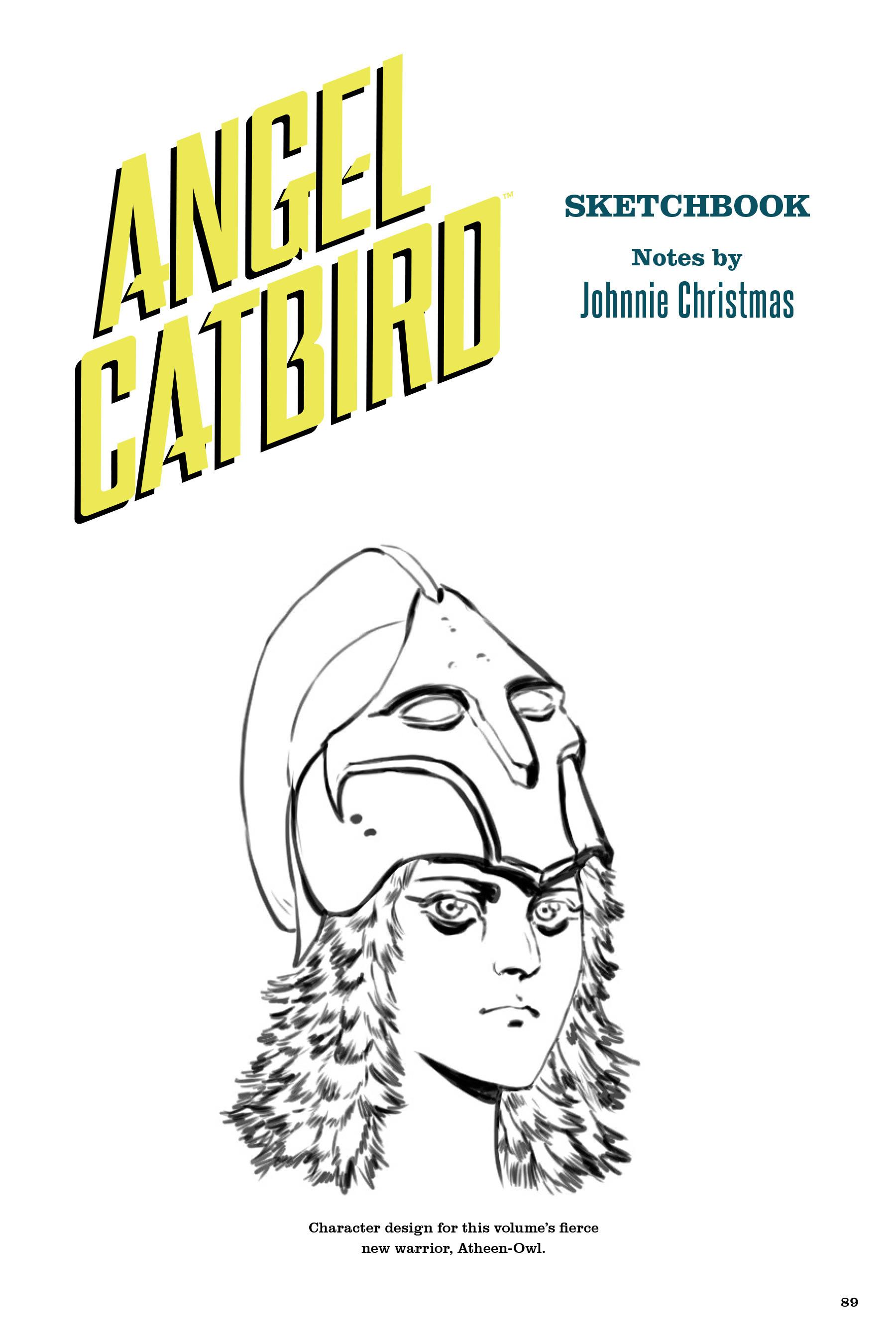 Read online Angel Catbird comic -  Issue # TPB 2 - 90