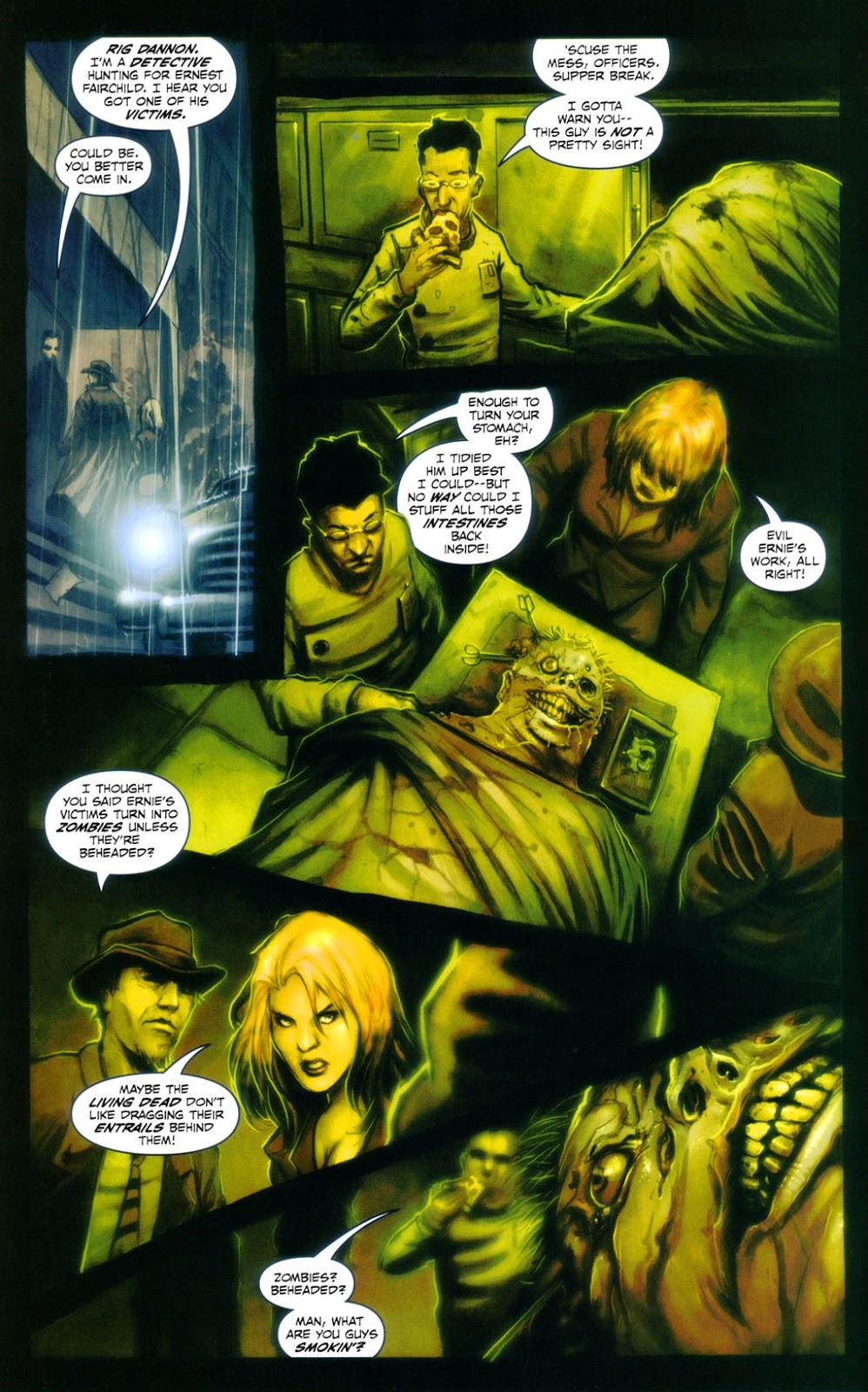 Read online Evil Ernie in Santa Fe comic -  Issue #2 - 8