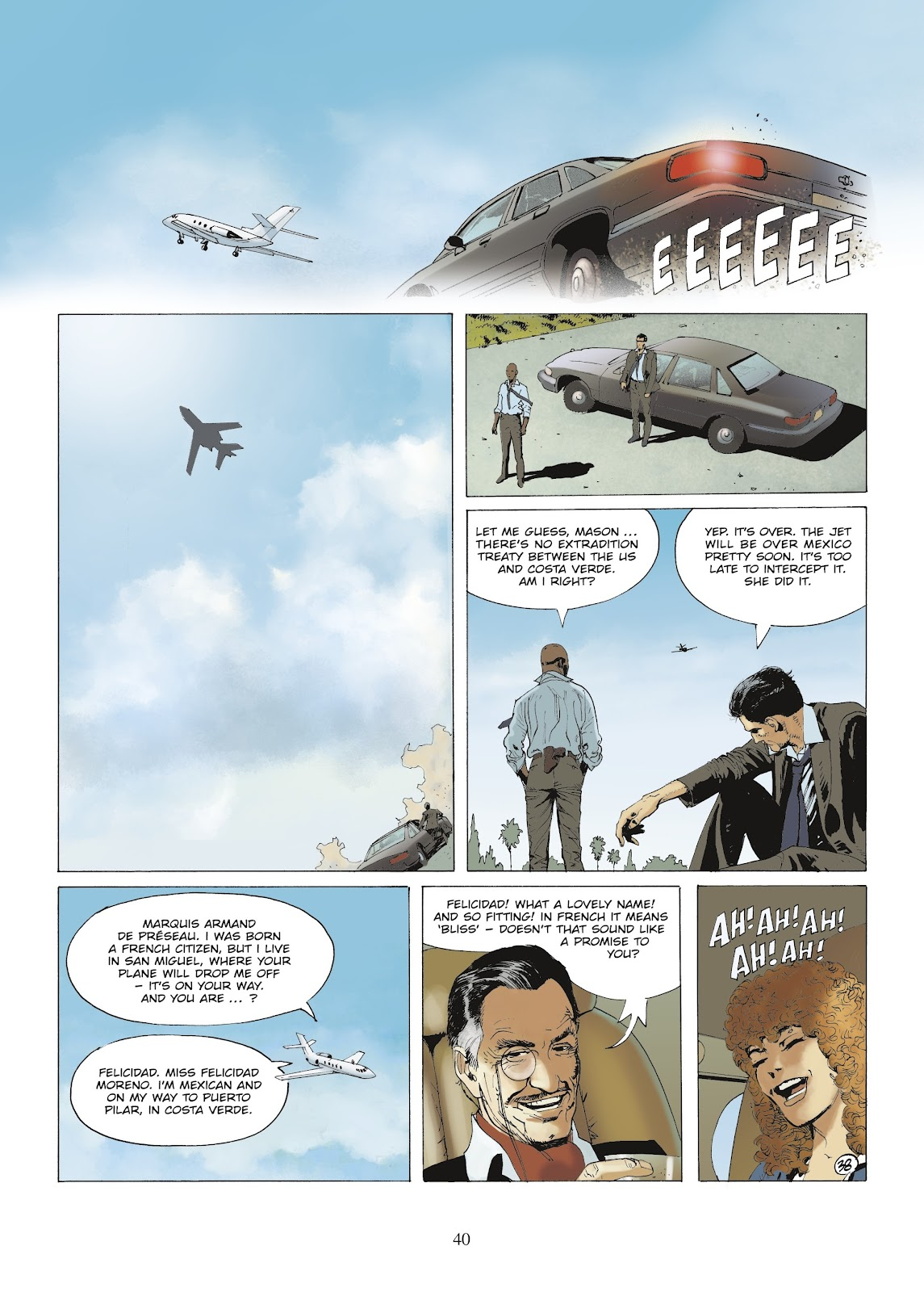 XIII Mystery issue 9 - Page 42