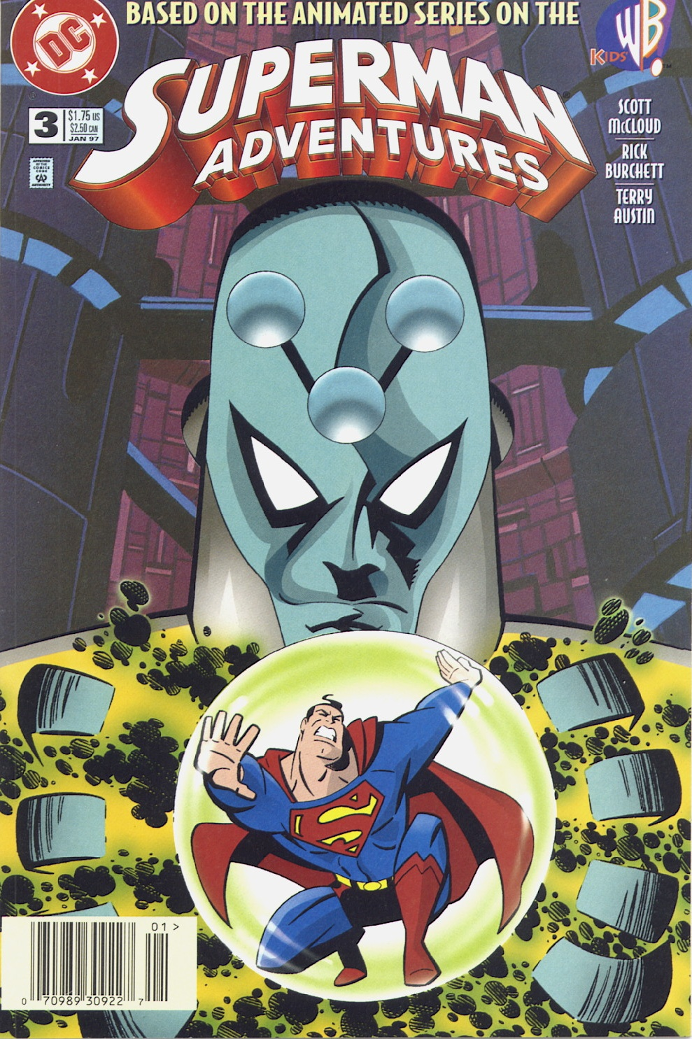 Superman Adventure (1996-2002) issue 3 - Page 1