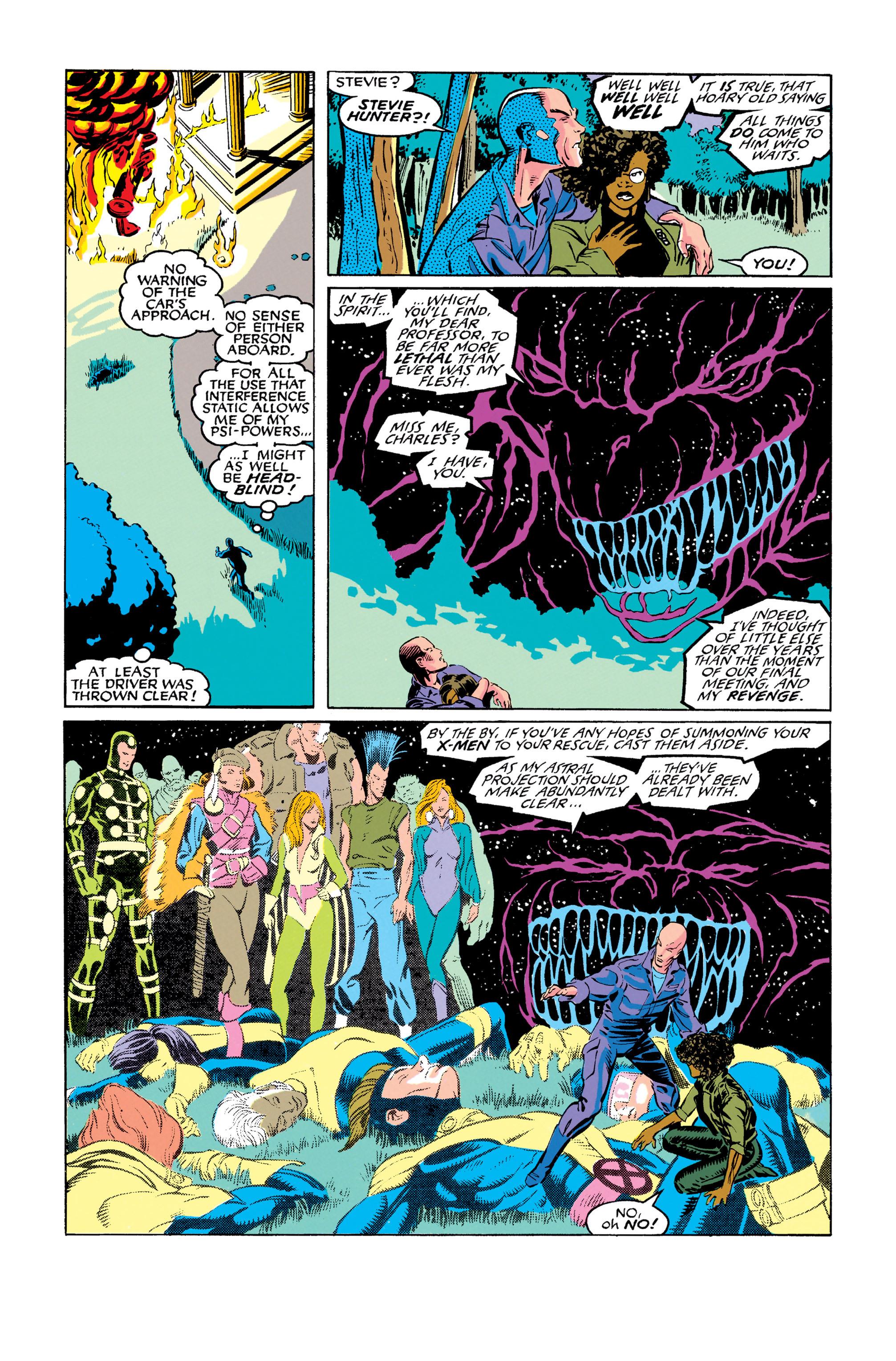 Read online Uncanny X-Men (1963) comic -  Issue #278 - 23