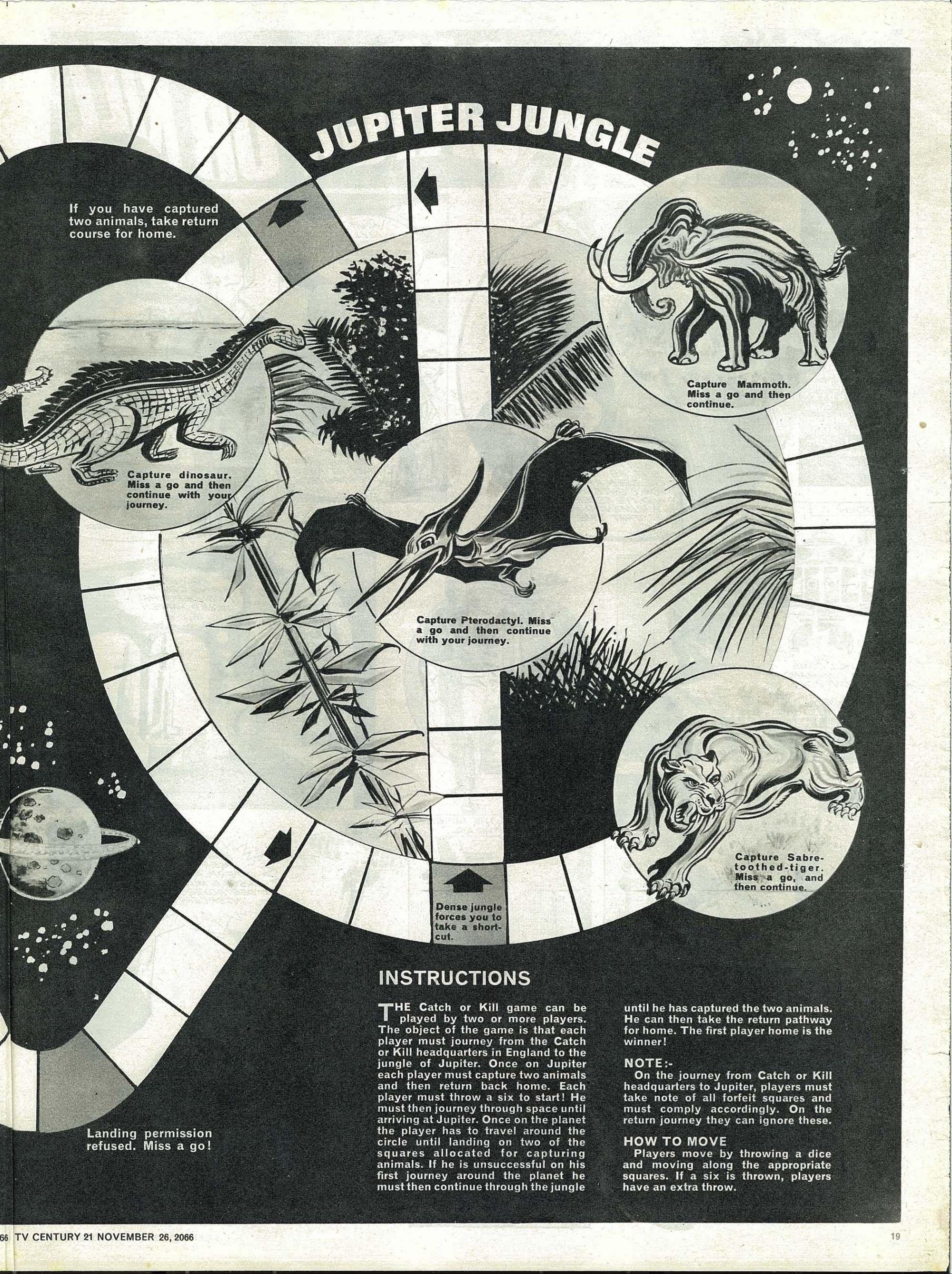 Read online TV Century 21 (TV 21) comic -  Issue #97 - 18