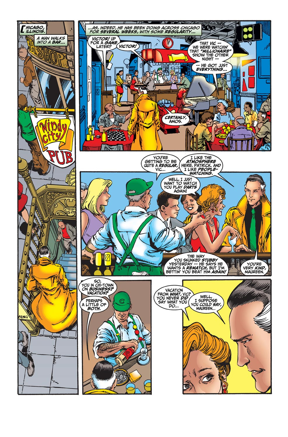 Read online Avengers (1998) comic -  Issue #31 - 2