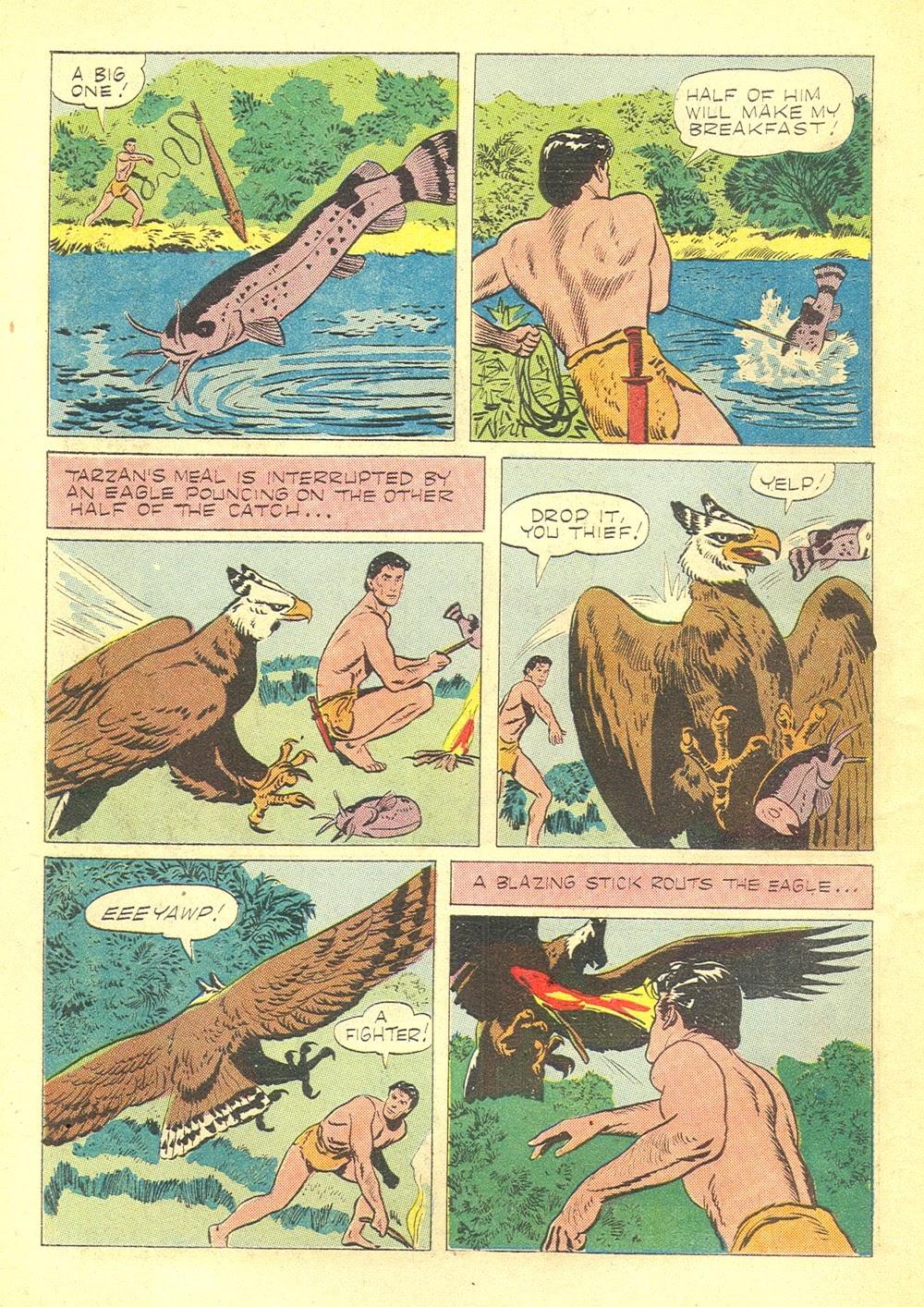 Tarzan (1948) issue 75 - Page 6