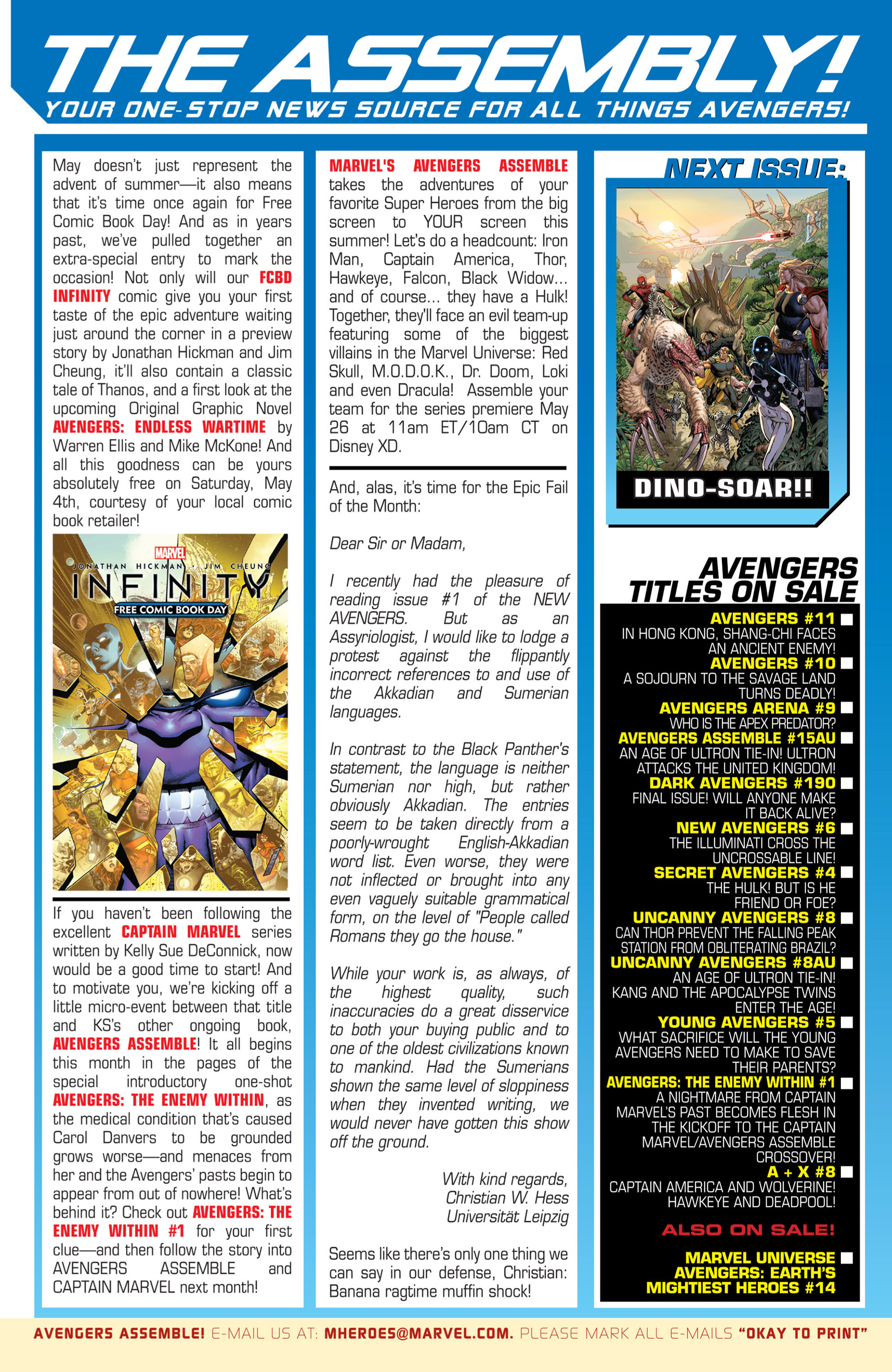 Read online Avengers (2013) comic -  Issue #11 - 25