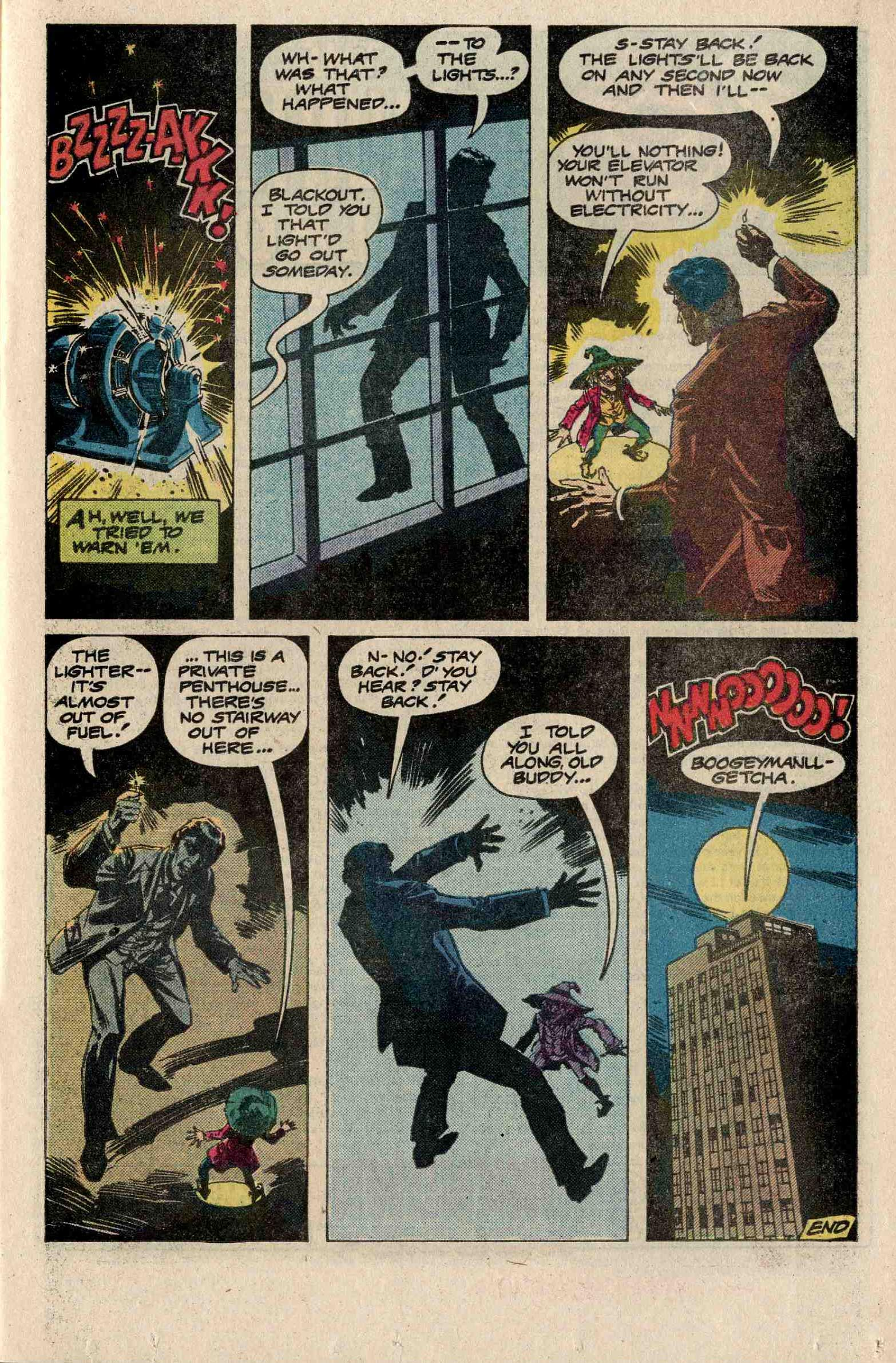 Read online Secrets of Haunted House comic -  Issue #46 - 11