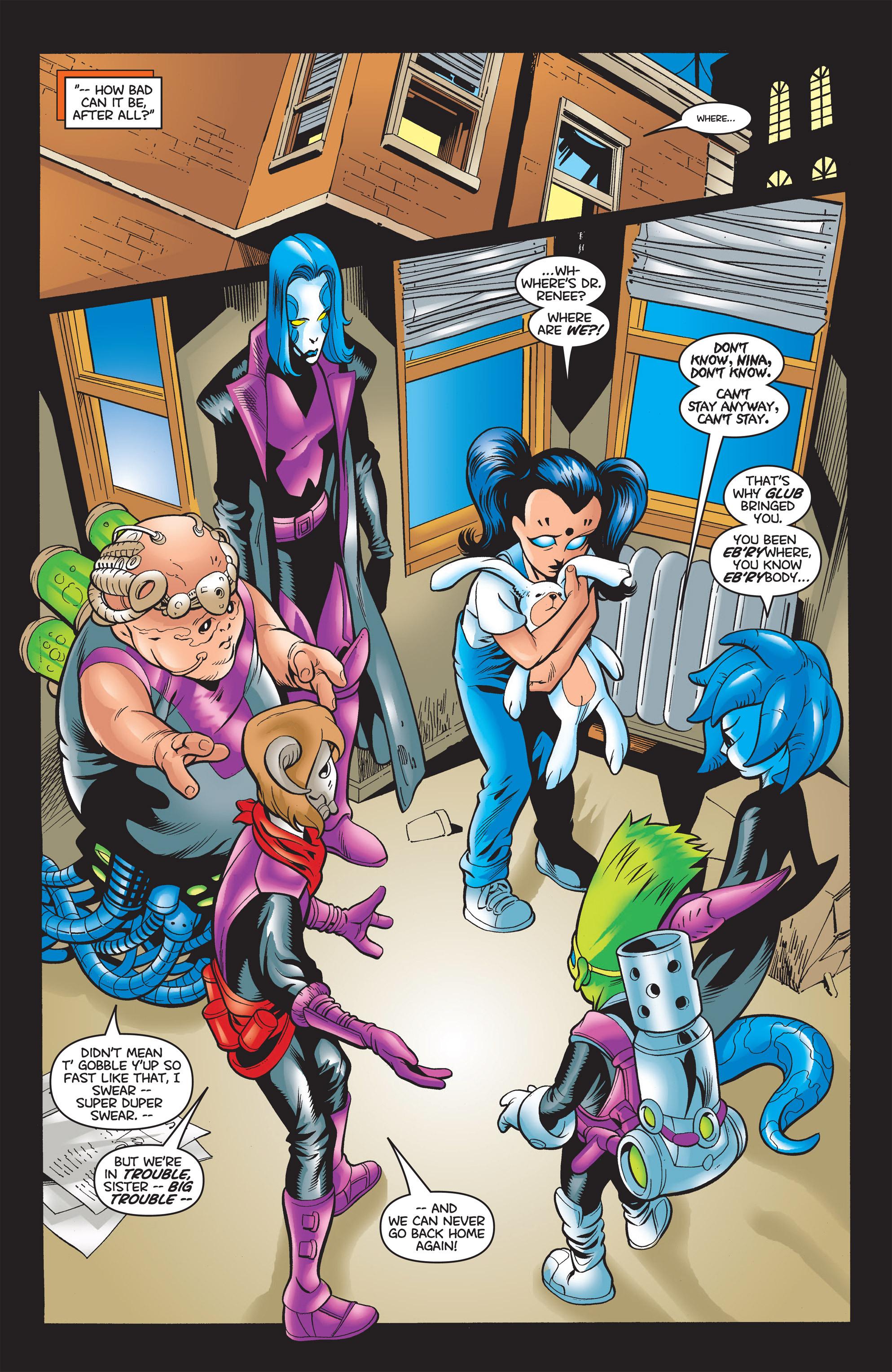 X-Men (1991) 92 Page 4