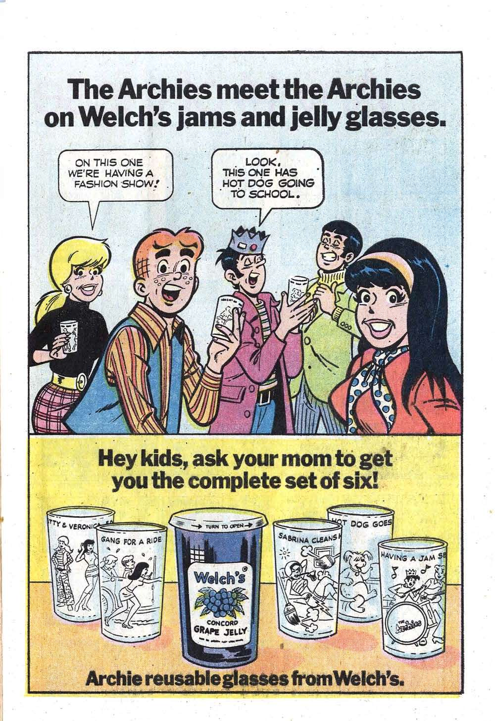 Read online Archie (1960) comic -  Issue #219 - 9