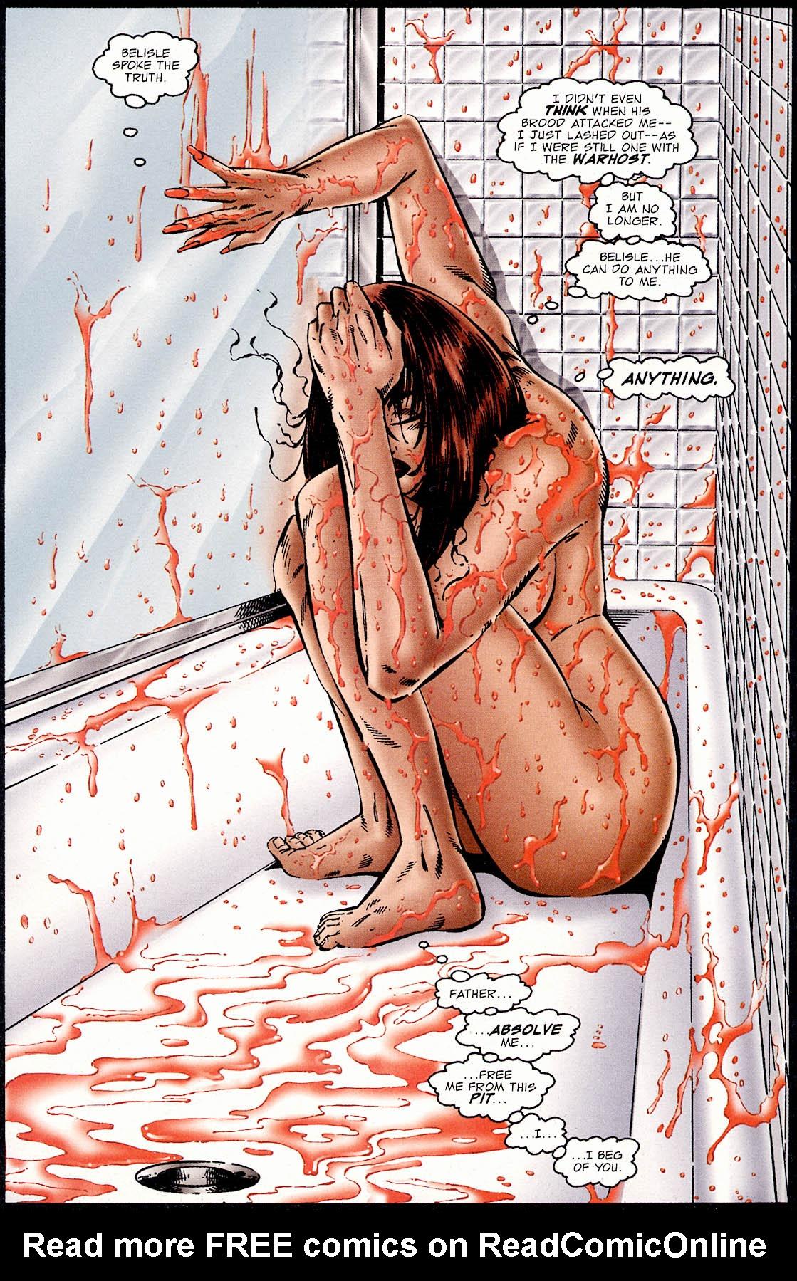 Read online Avengelyne (1995) comic -  Issue #2 - 4