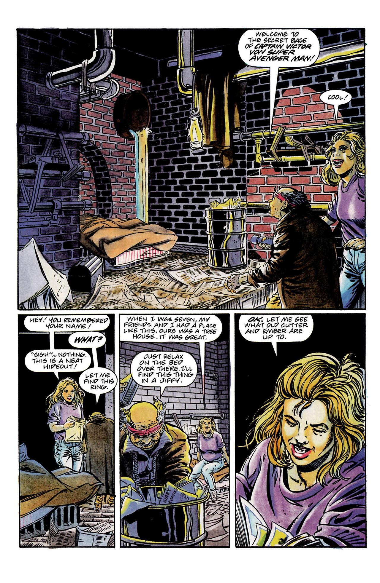 Read online Harbinger (1992) comic -  Issue #13 - 10
