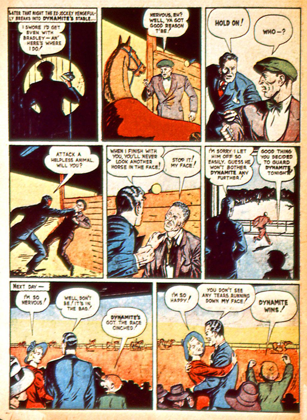Read online Detective Comics (1937) comic -  Issue #37 - 63