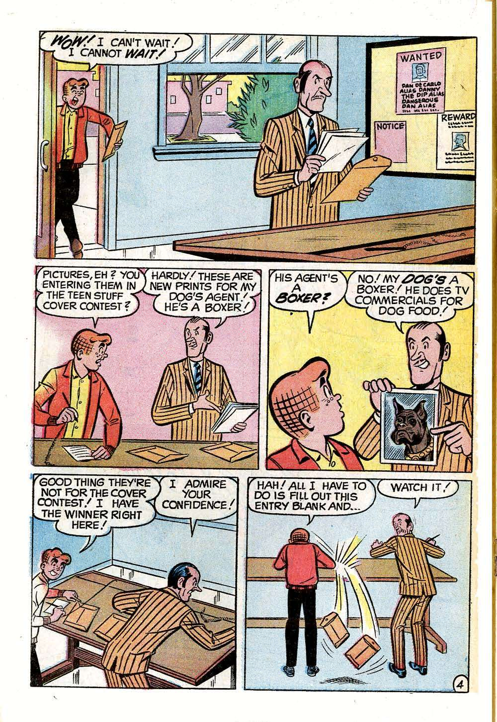 Read online Archie (1960) comic -  Issue #198 - 16