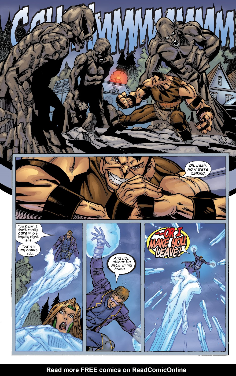 Read online X-Men: Unstoppable comic -  Issue # TPB (Part 4) - 59