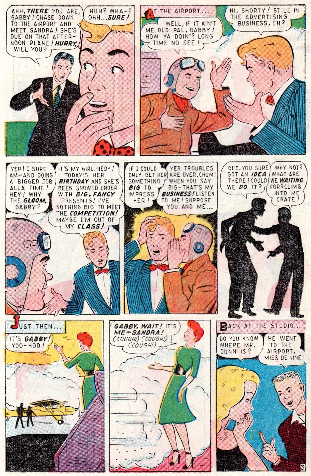 Venus (1948) issue 2 - Page 20