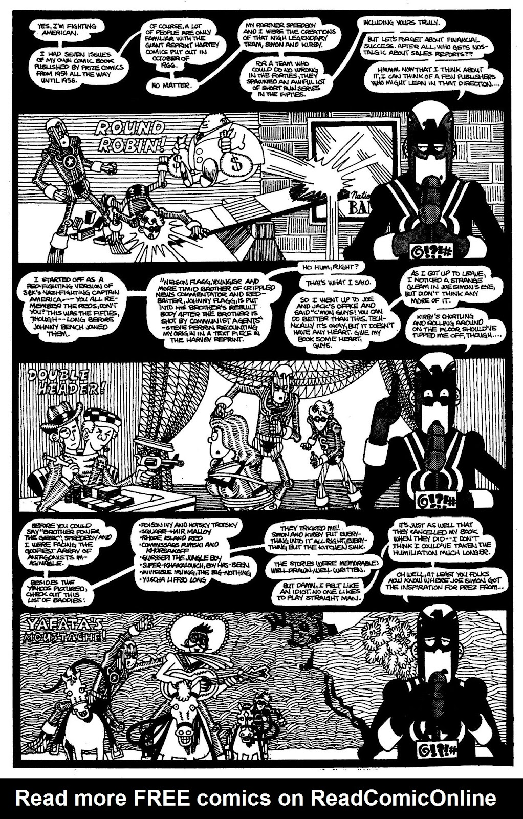 Read online The Nearly Complete Essential Hembeck Archives Omnibus comic -  Issue # TPB (Part 1) - 47