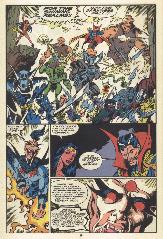 Read online Alpha Flight (1983) comic -  Issue #86 - 23